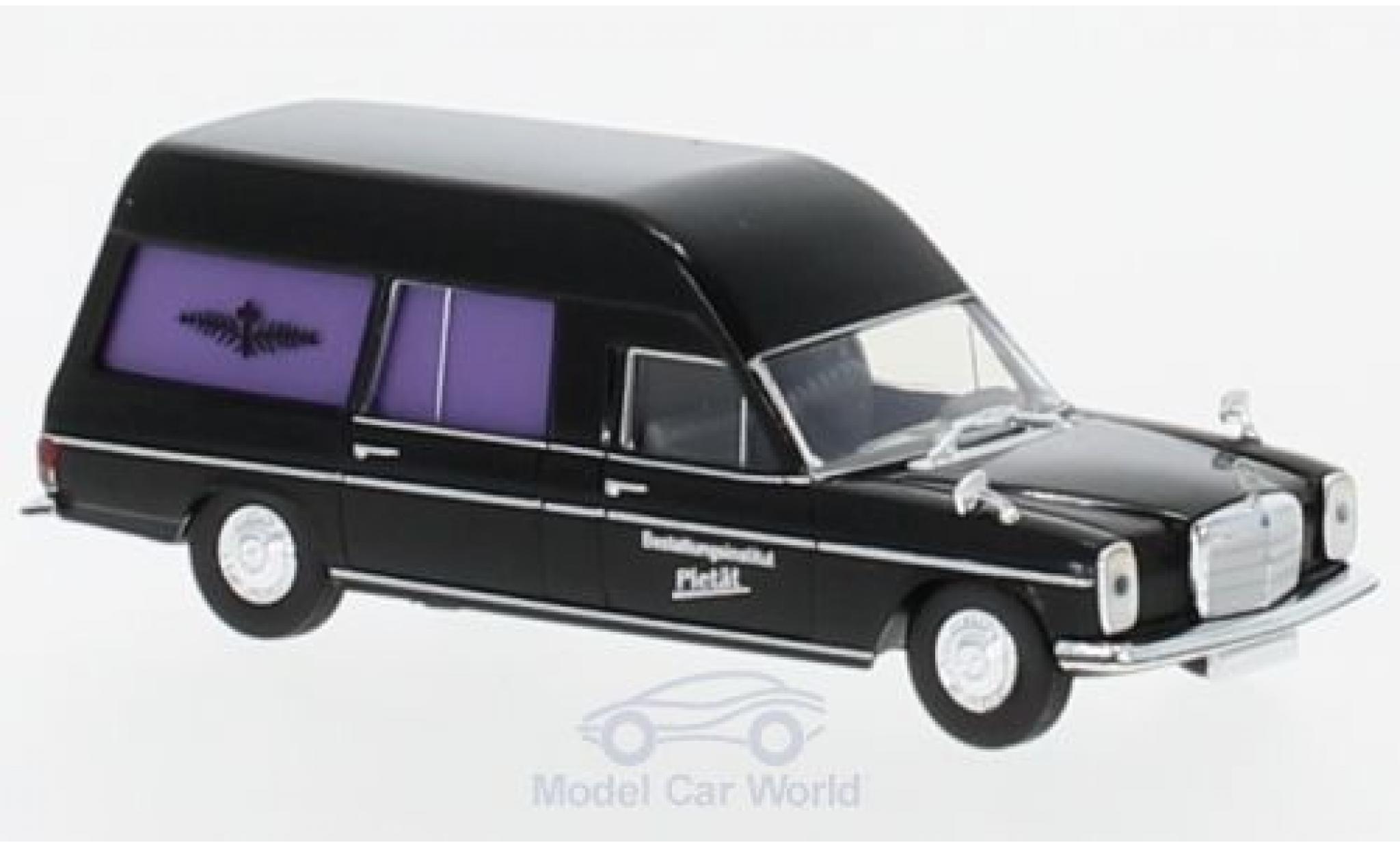 Mercedes /8 1/87 Brekina Bestattungswagen Pietät