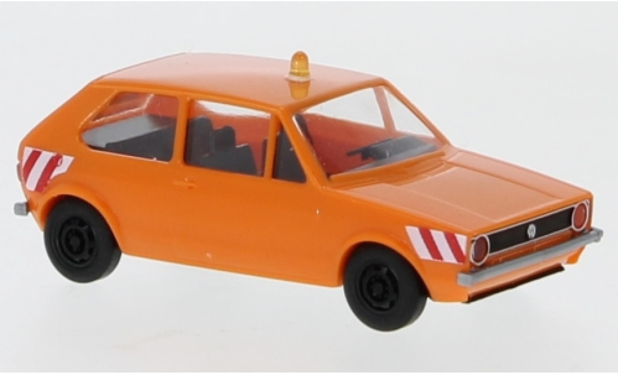 Volkswagen Golf 1/87 Brekina I Kommunal 1974