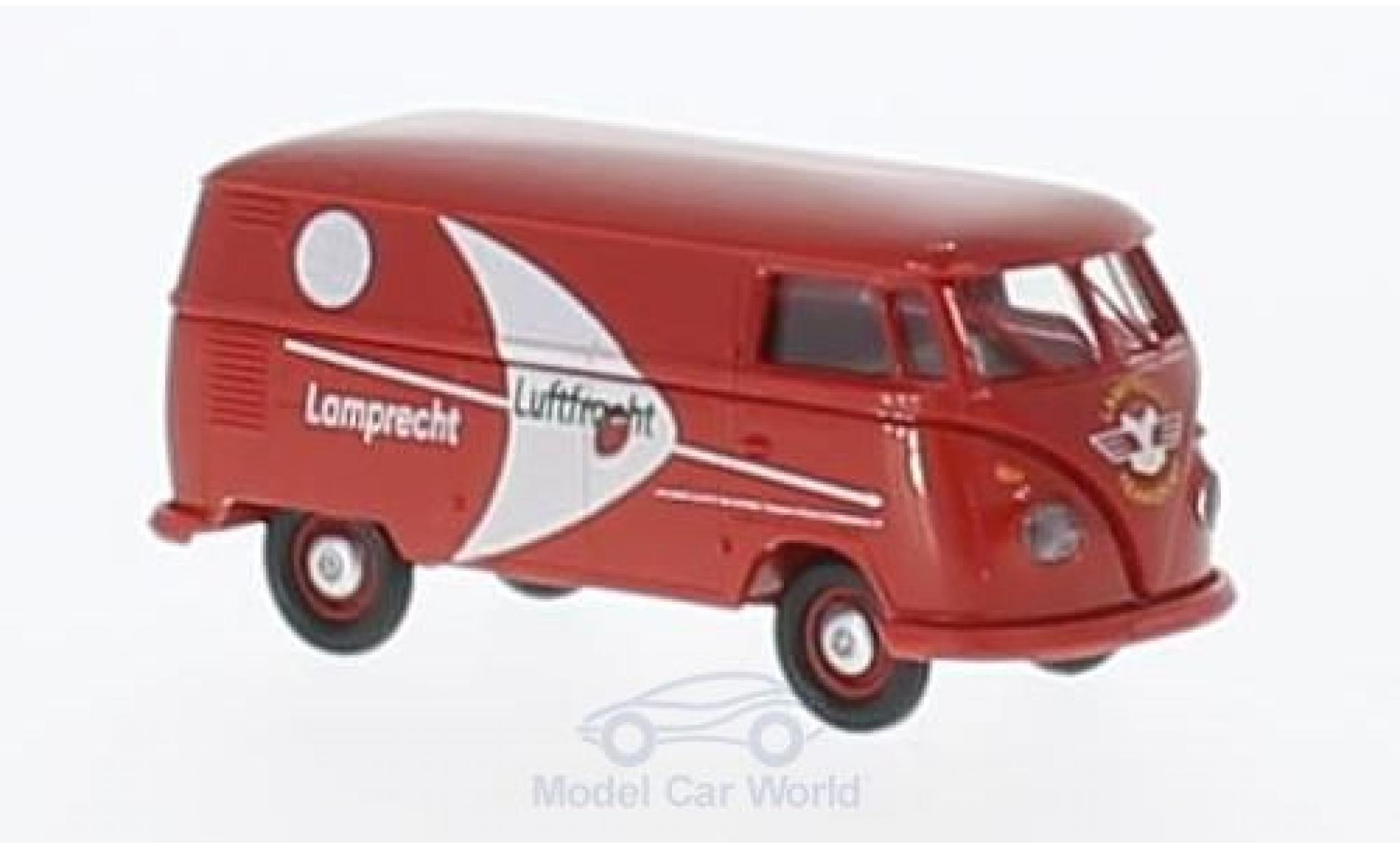 Volkswagen T1 1/87 Brekina Lamprecht Luftfracht