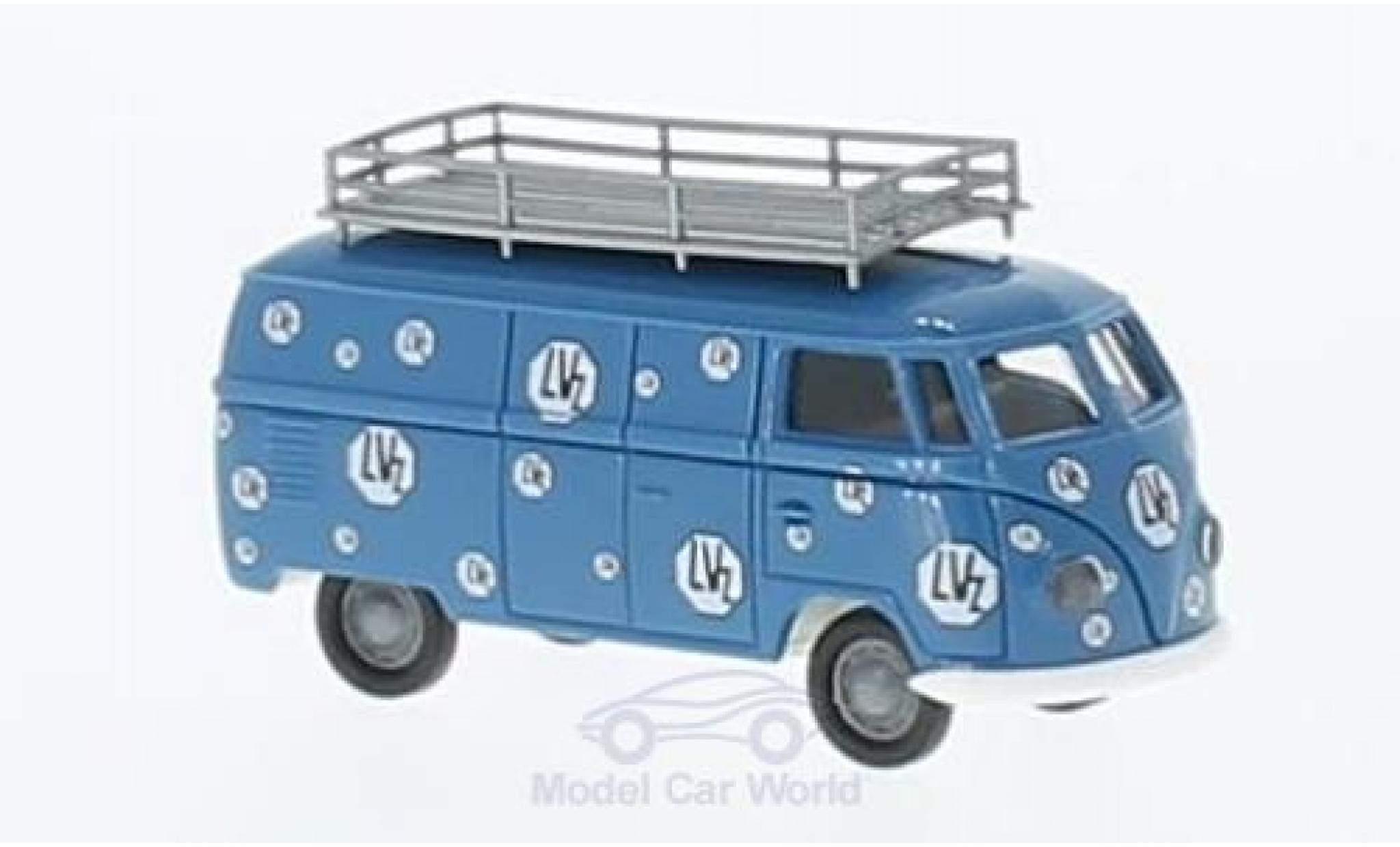 Volkswagen T1 A 1/87 Brekina a LVZ Kasten