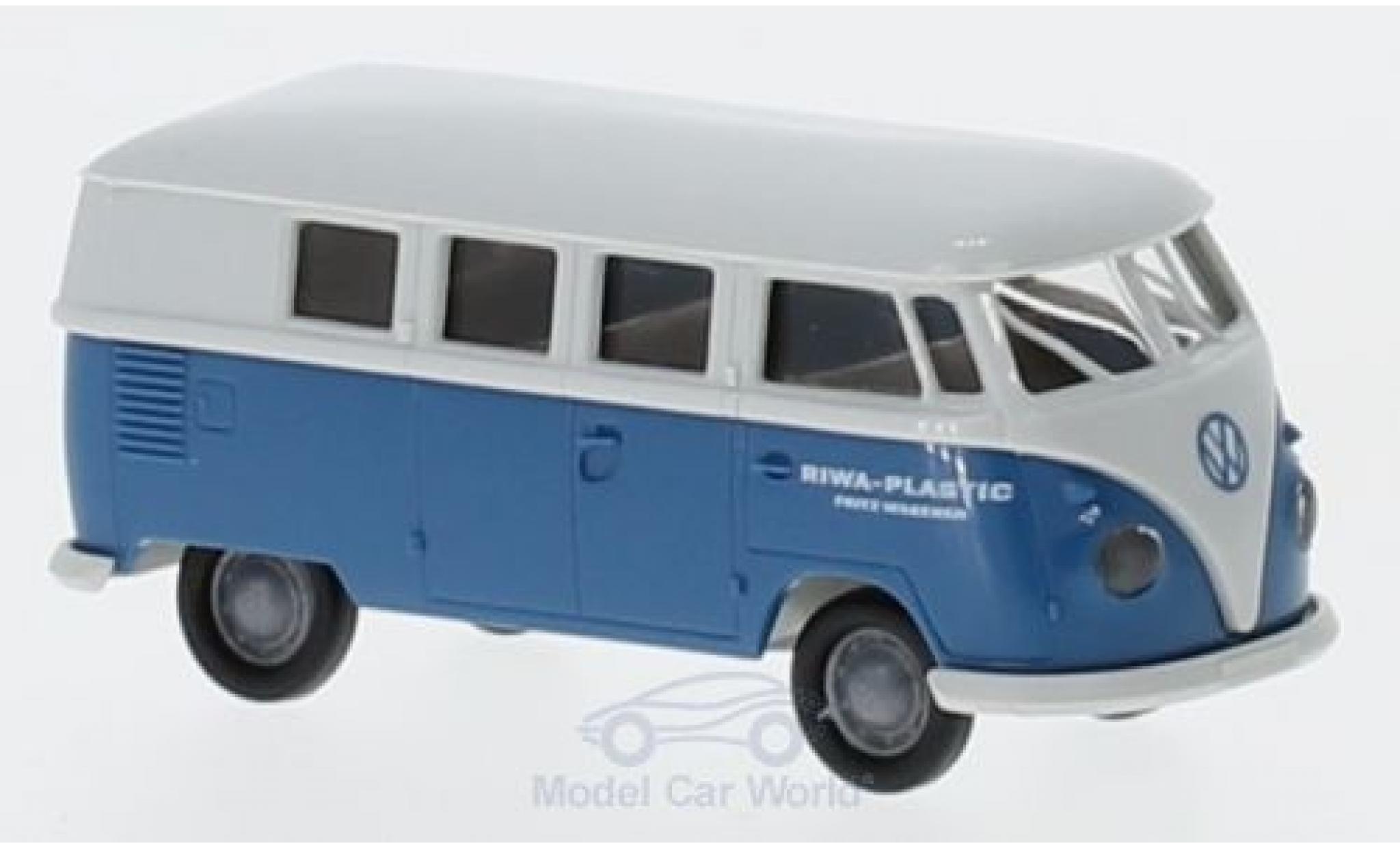 Volkswagen T1 B 1/87 Brekina b Bus Riwa-Plastic