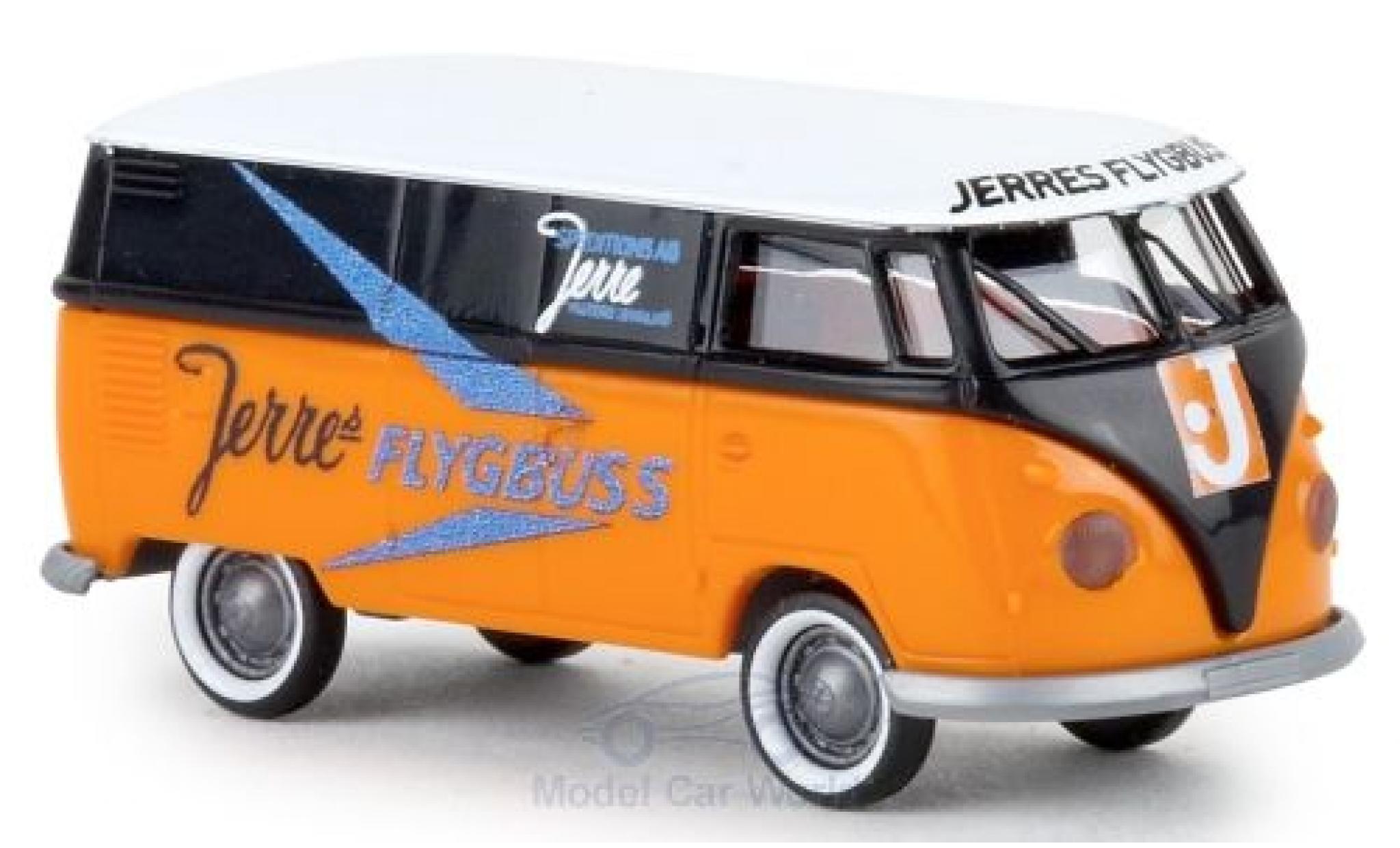 Volkswagen T1 1/87 Brekina b Kasten Jerres Flygbuss