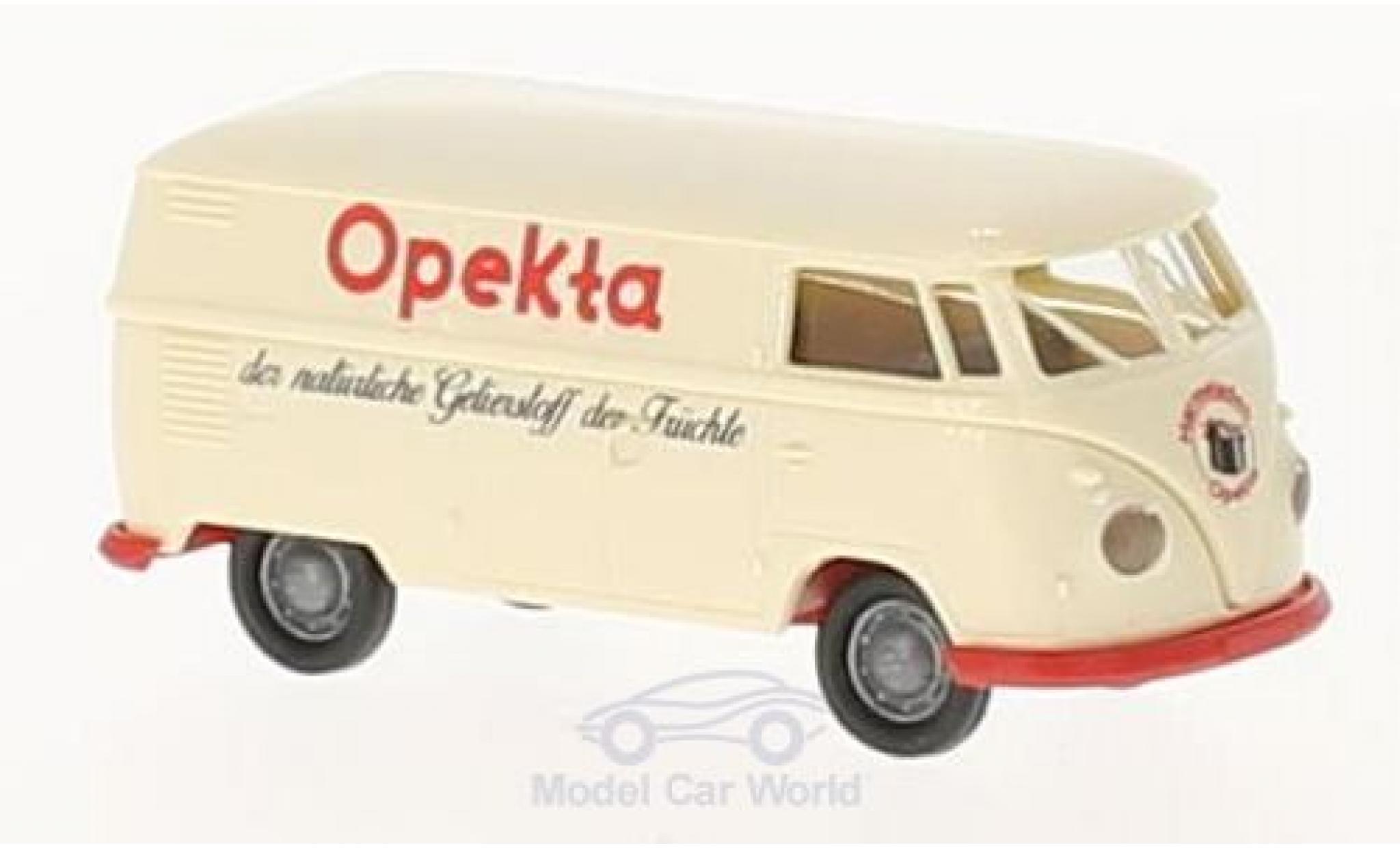 Volkswagen T1 B 1/87 Brekina b Kasten Opekta