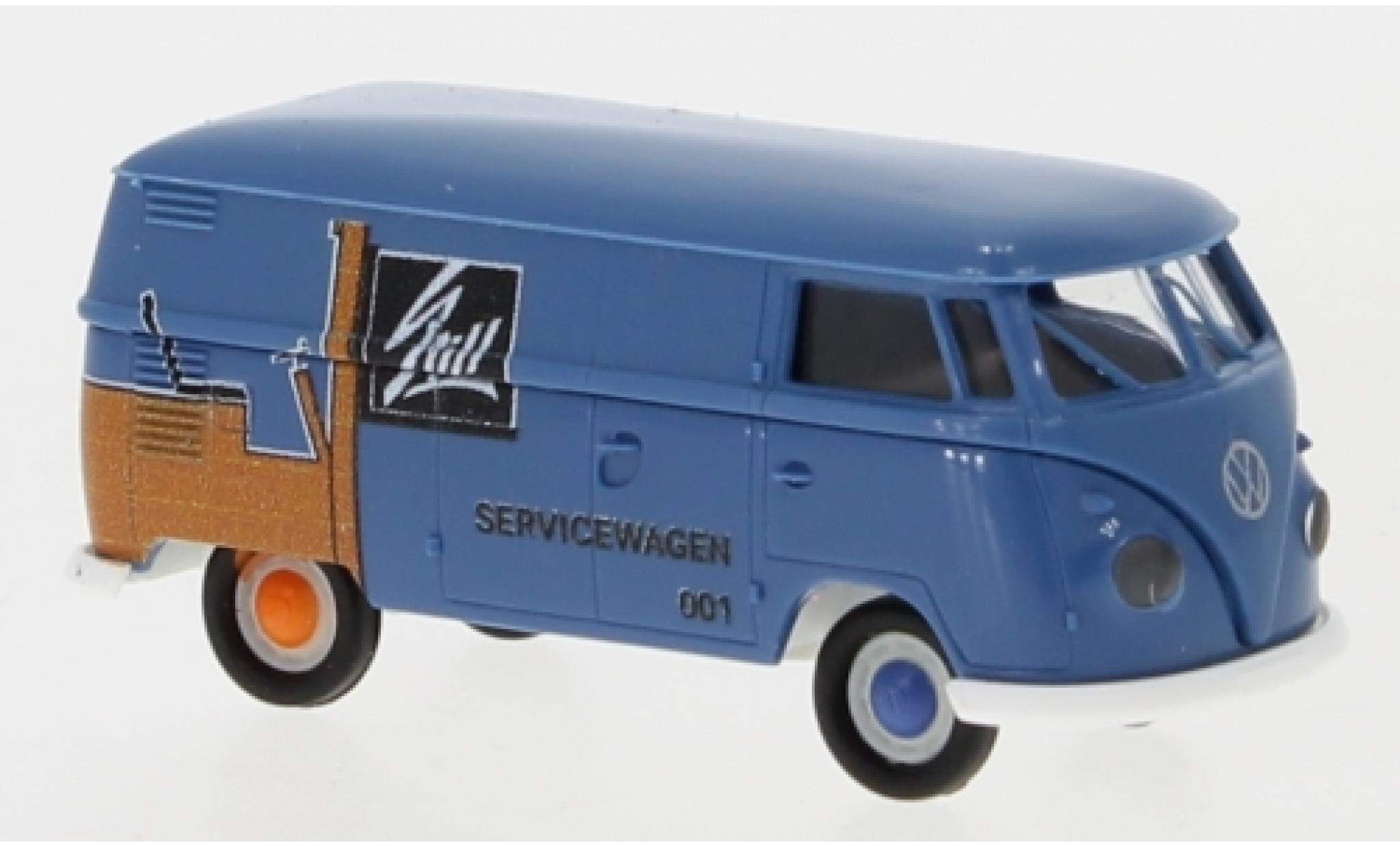 Volkswagen T1 1/87 Brekina b Kasten Still 1960