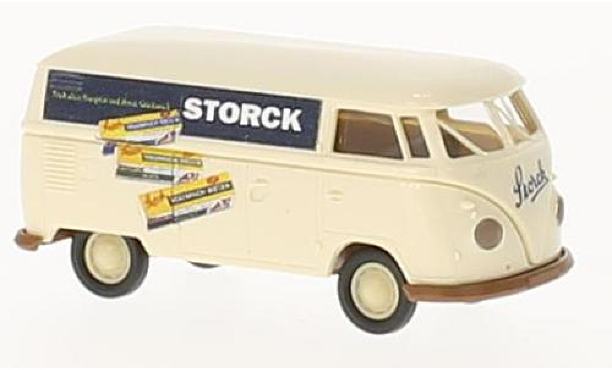 Volkswagen T1 1/87 Brekina b Kasten Storck