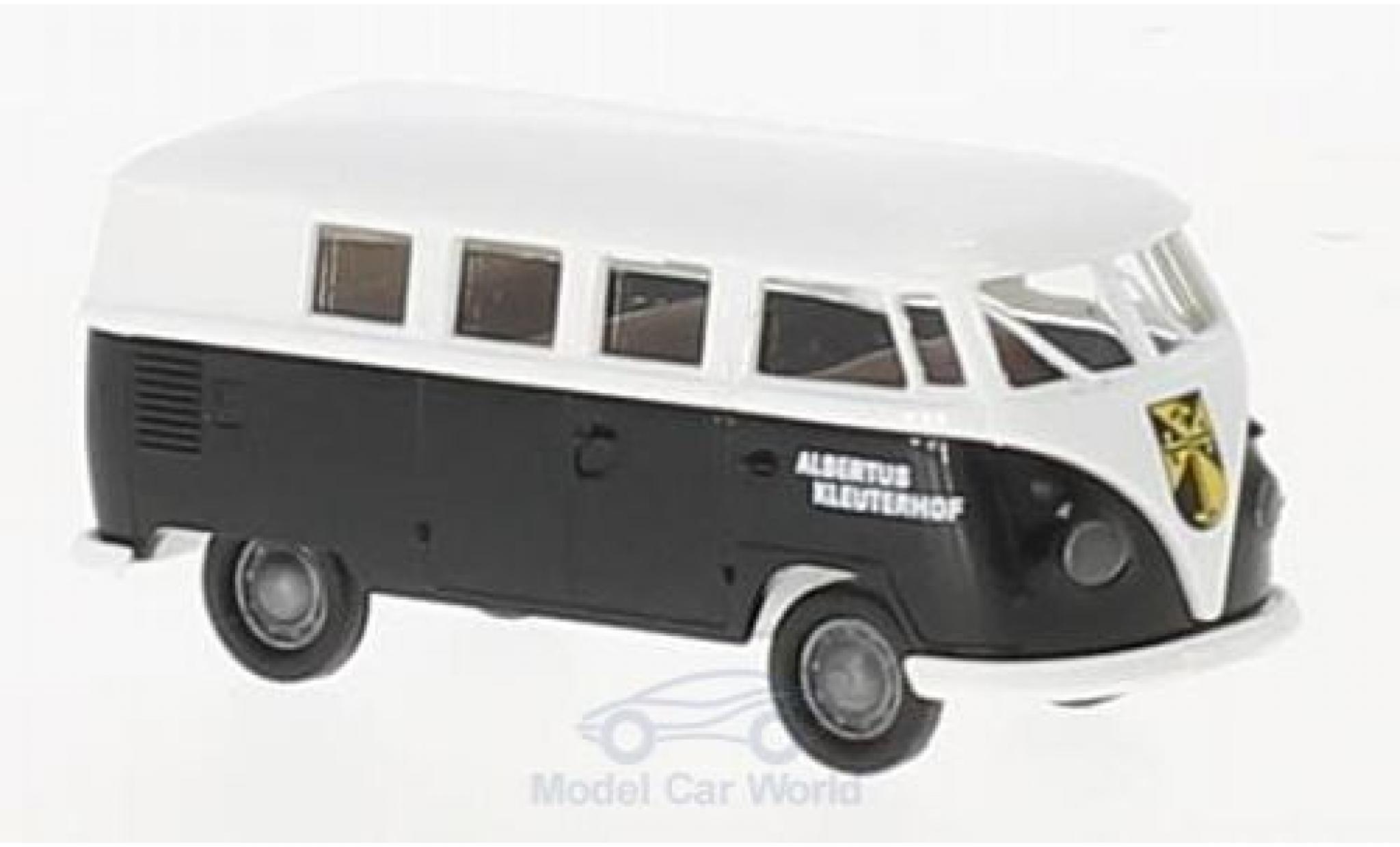 Volkswagen T1 B 1/87 Brekina b Kombi Albertus Kleuterhof (NL)