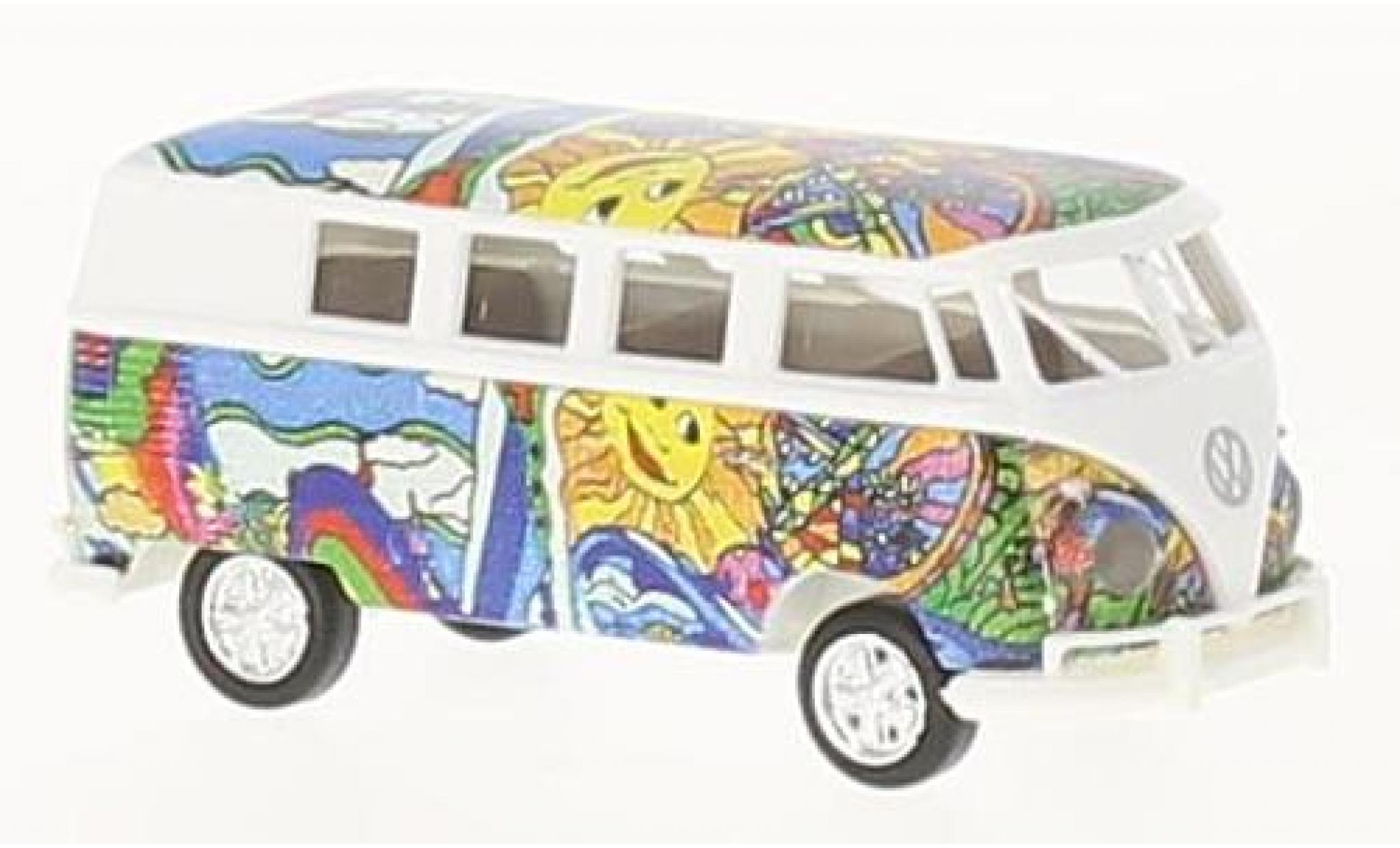 Volkswagen T1 1/87 Brekina b Kombi Hippie Bus