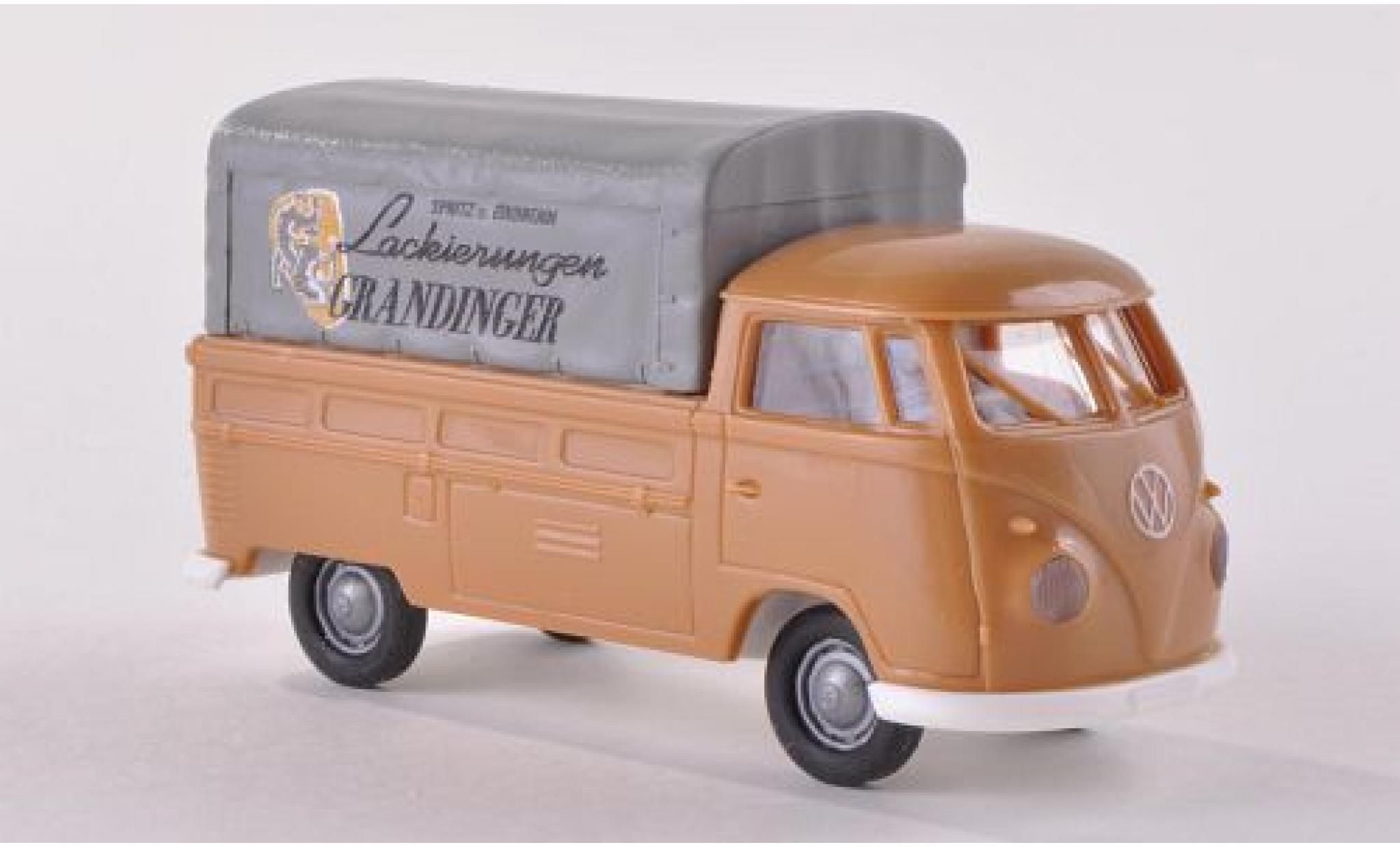 Volkswagen T1 1/87 Brekina b Pritsche Lackierungen Grandinger