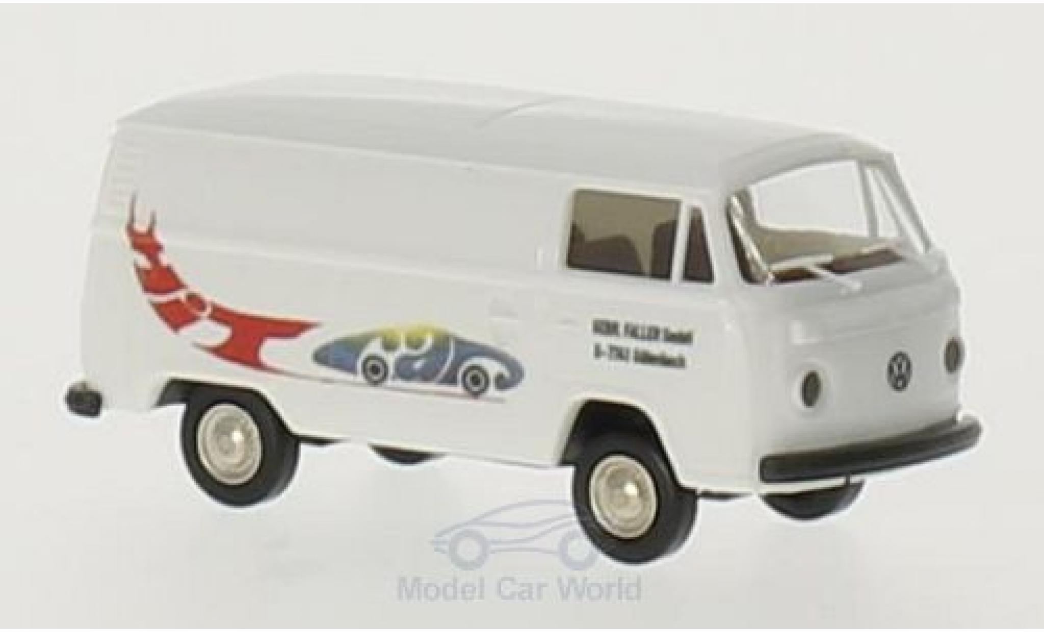 Volkswagen T2 1/87 Brekina Kasten Faller Hitcar 70 Jahre Faller