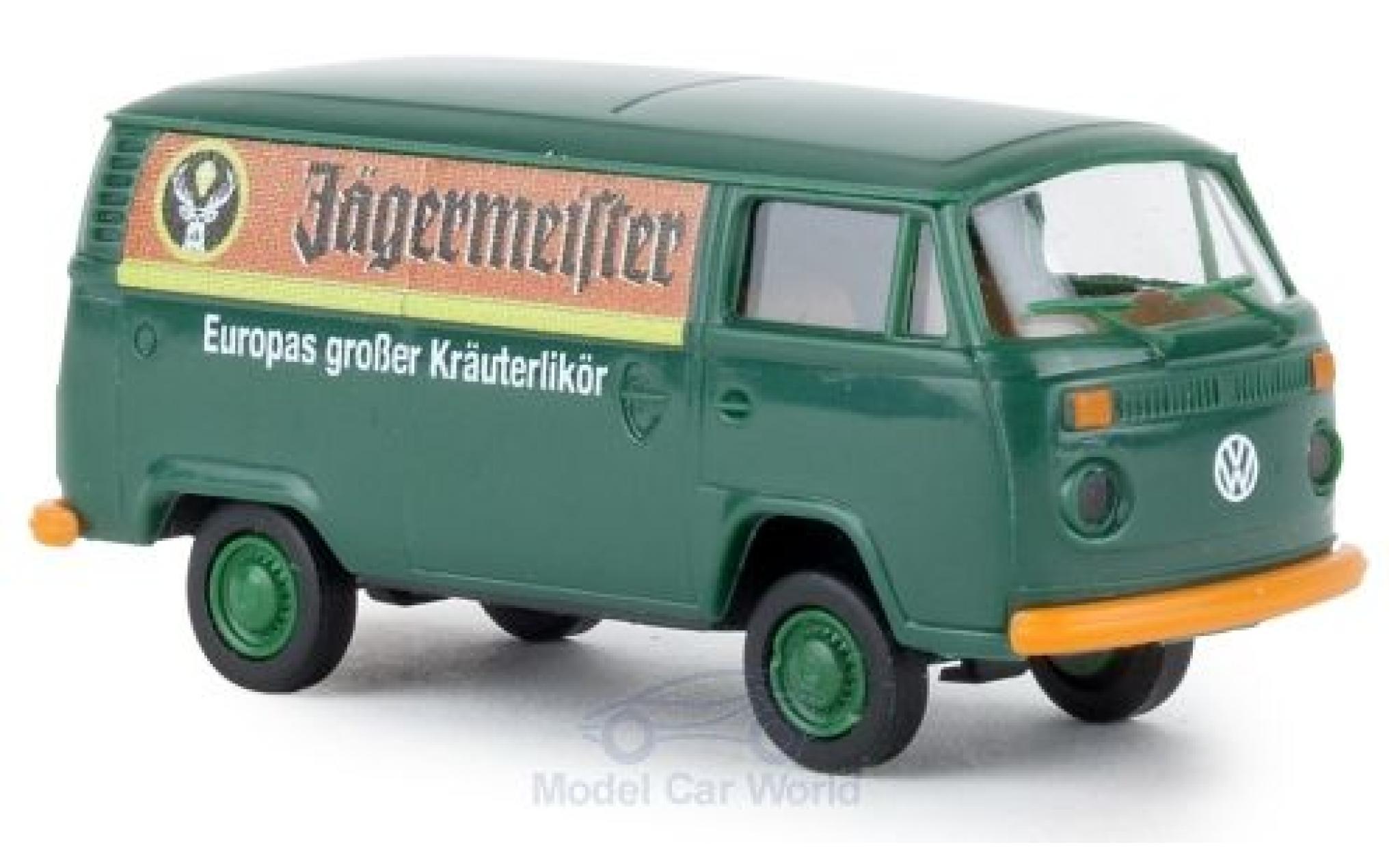 Volkswagen T2 1/87 Brekina Kasten Jägermeister