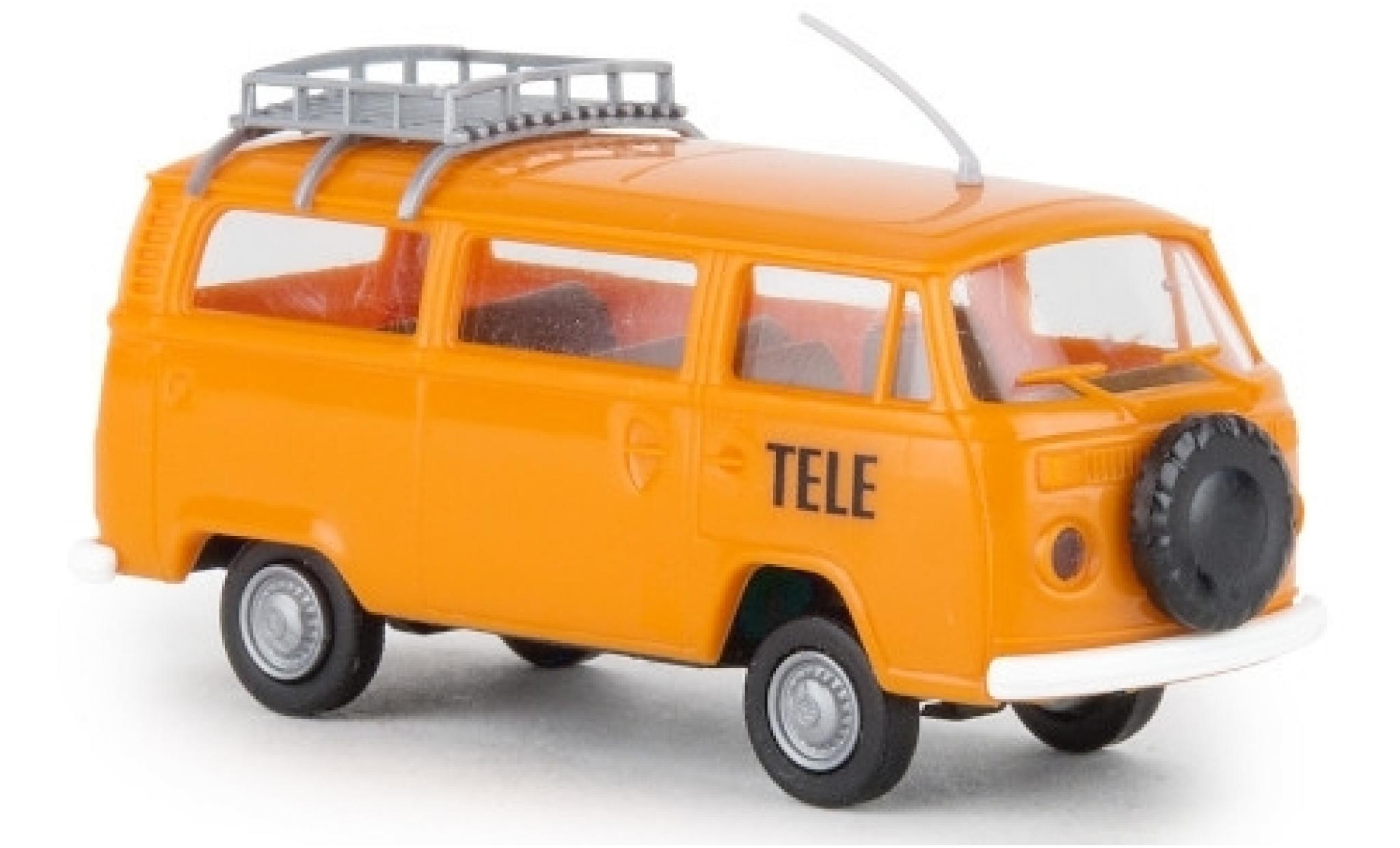 Volkswagen T2 1/87 Brekina Kombi Tele