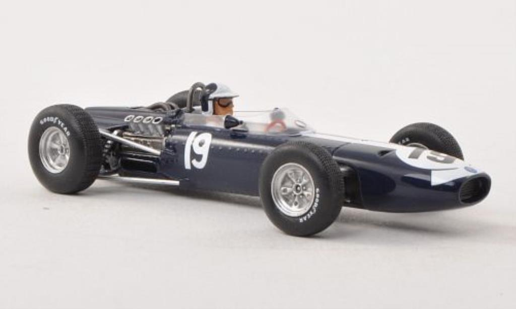 BRM P261 1/43 Spark No.19 Team Chamaco-Collect GP Monaco 1966 miniature