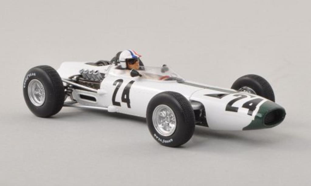 BRM P261 1/43 Spark No.24 GP Belgien 1966 miniature