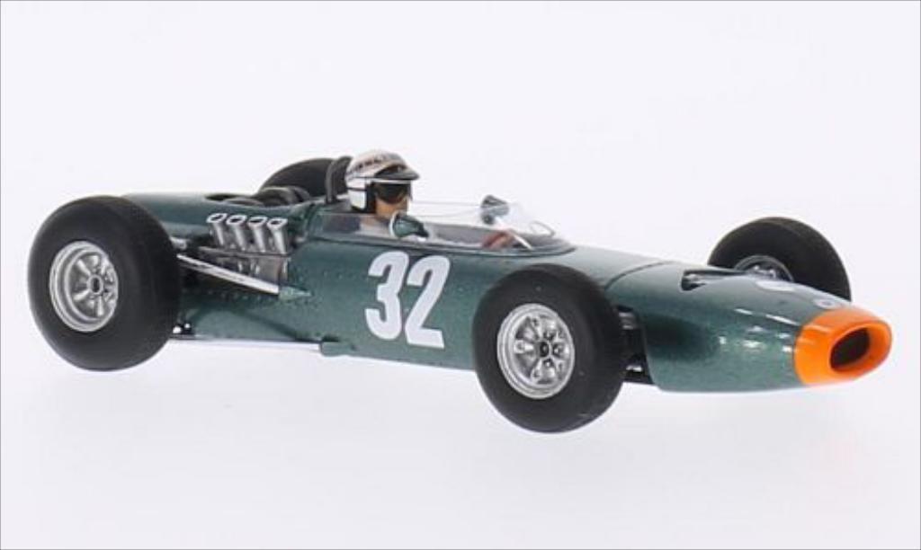 BRM P261 1/43 Spark No.32 Formel 1 GP Italien 1965 miniature