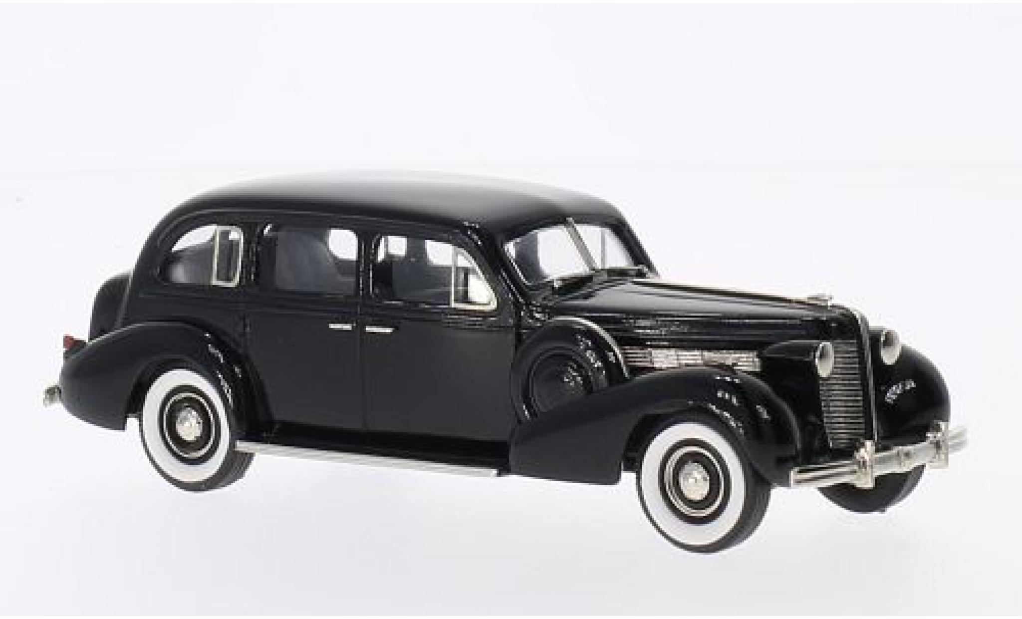 Buick Limited 1/43 Brooklin Limousine Model90-L noire 1938
