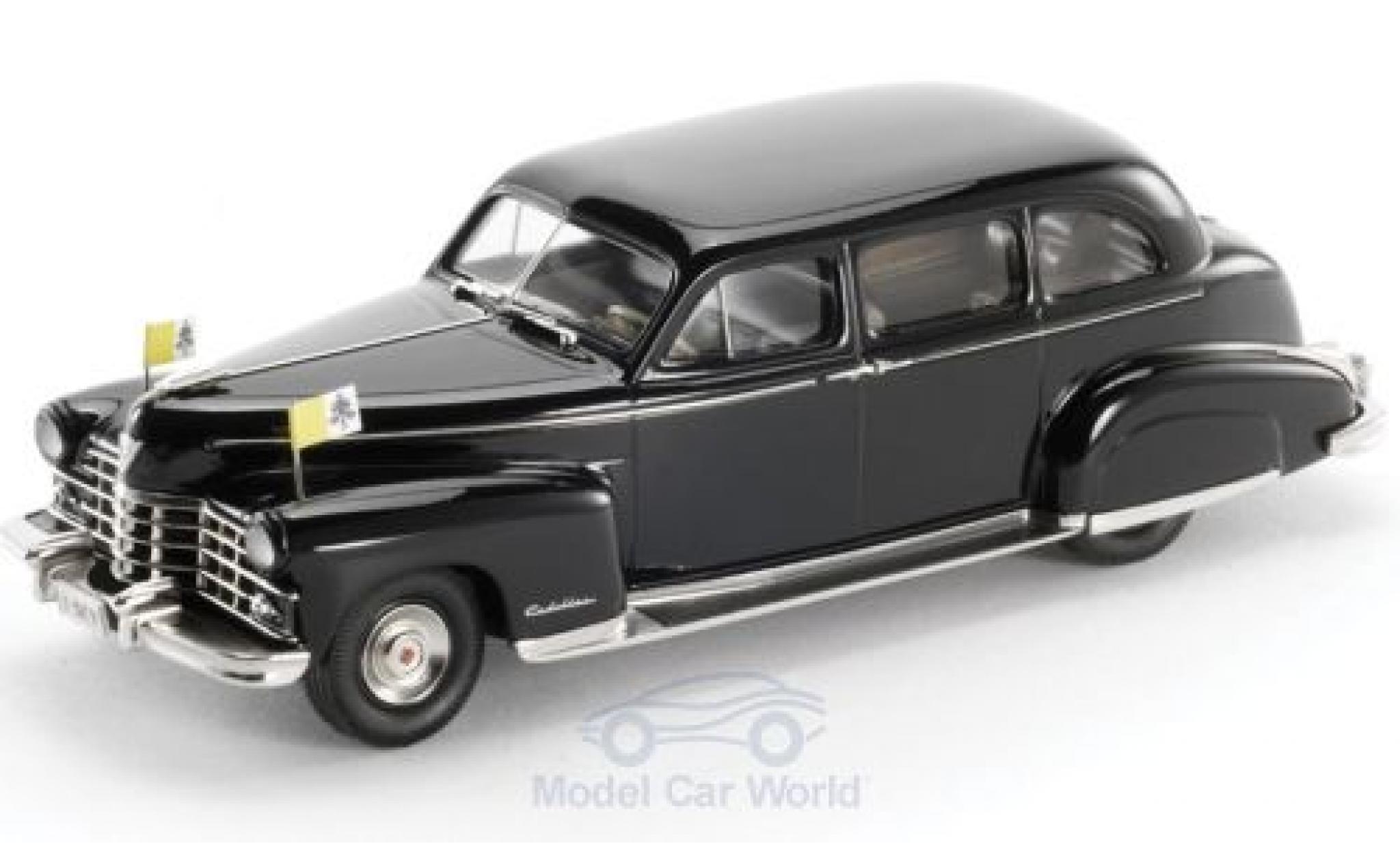 Cadillac Series 75 1/43 Brooklin Imperial Sedan noire 1947 Model 7533