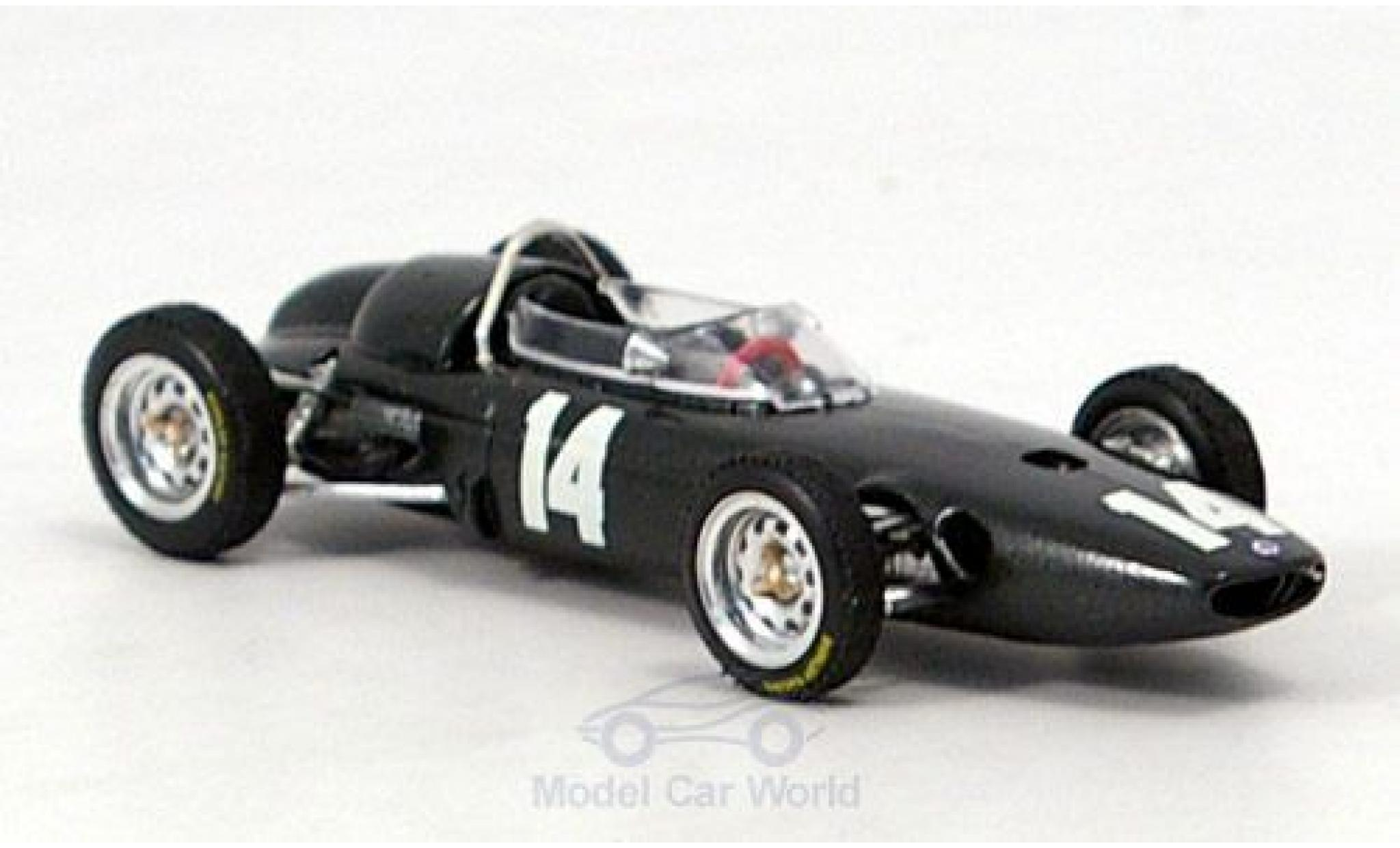 Brm P57 1/43 Brumm BRM No.14 Formel 1 GP Italien 1962 G.Hill