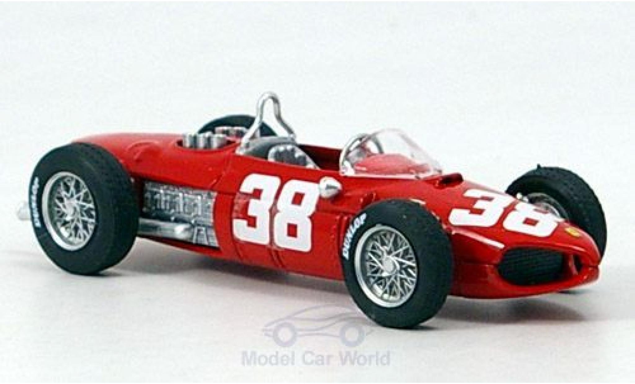 Ferrari 156 1/43 Brumm No.38 GP Monaco 1961 P.Hill ohne Vitrine