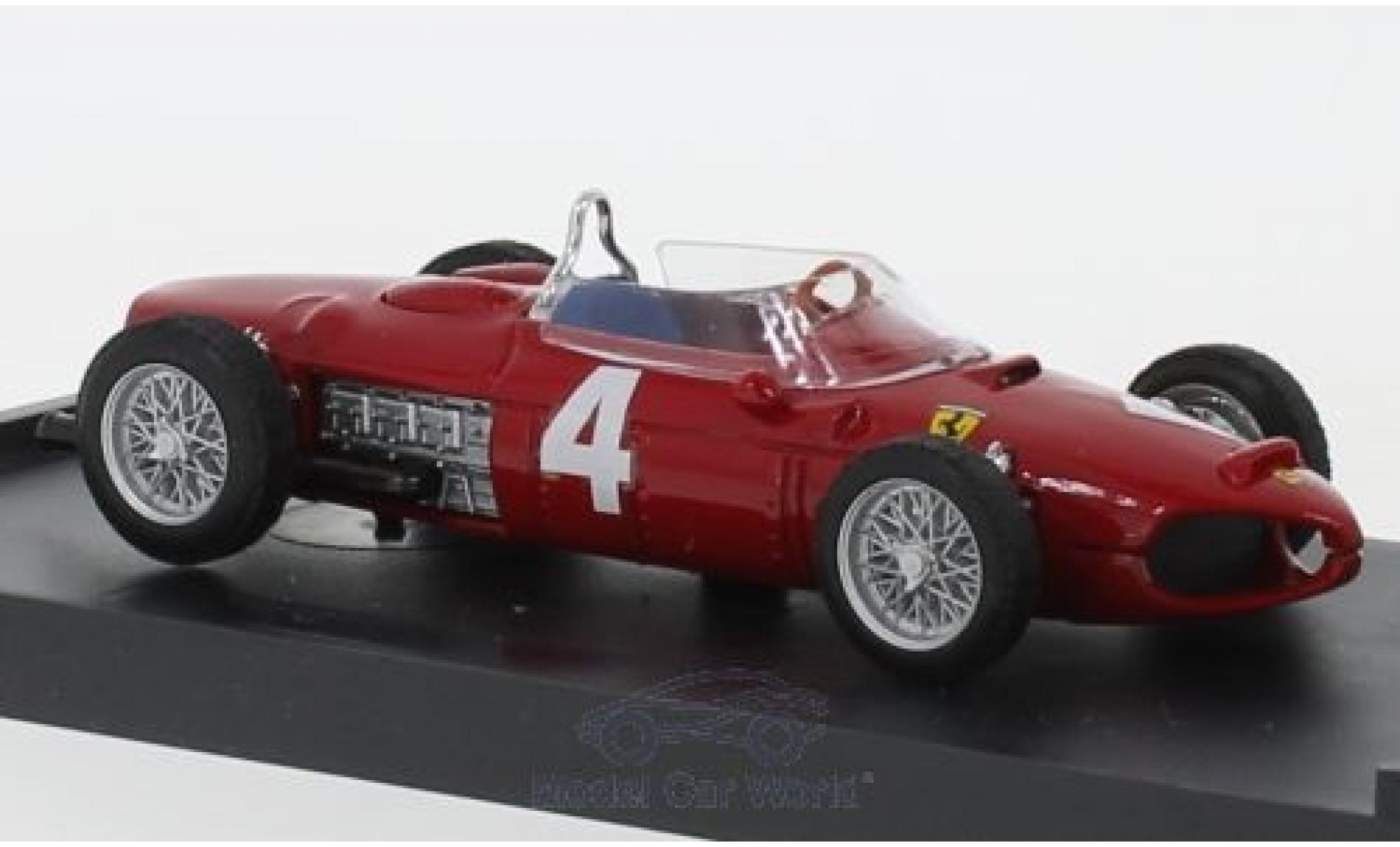 Ferrari 156 1/43 Brumm No.4 Formel 1 GP Italien 1961 W.von Trips