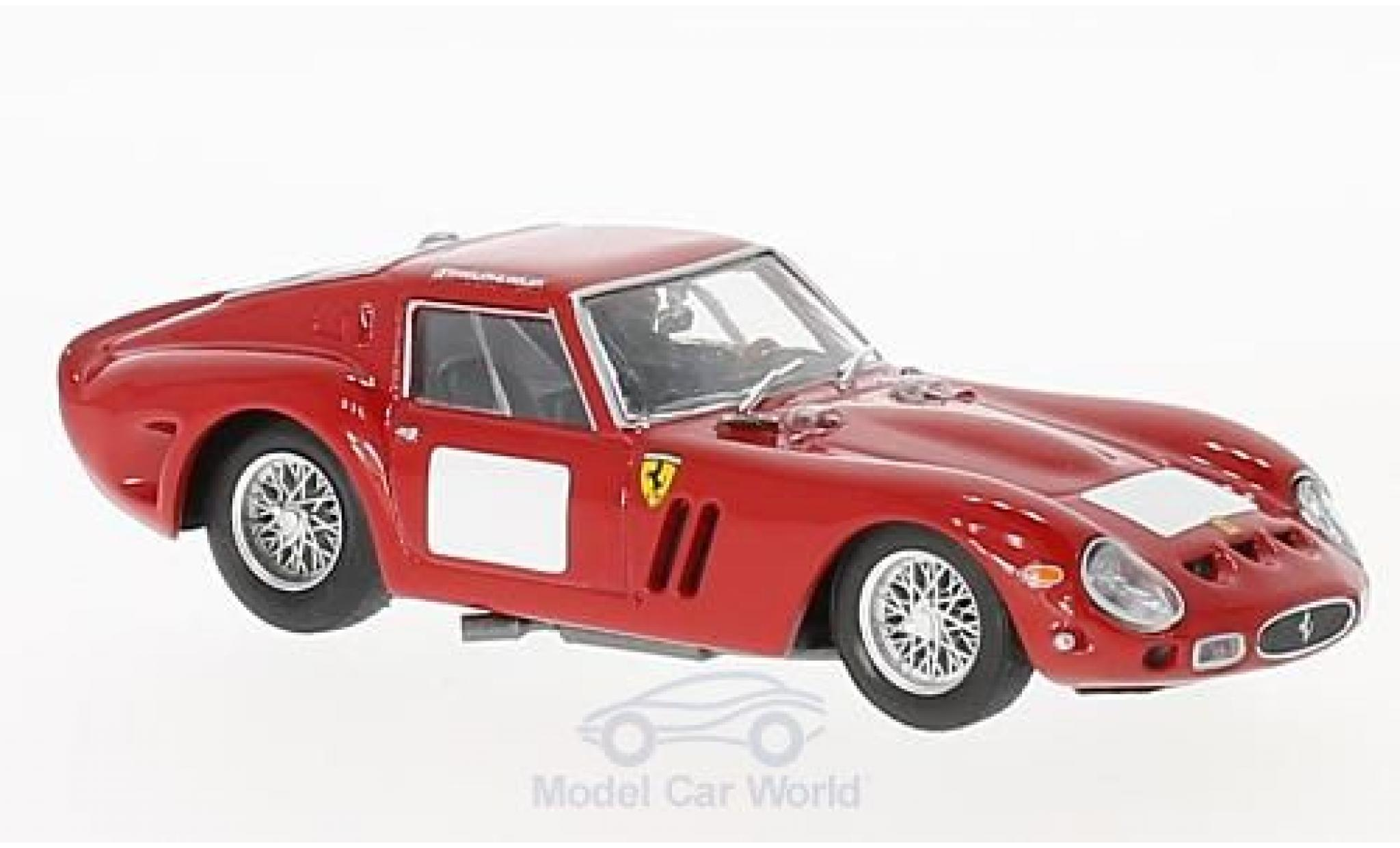 Ferrari 250 GTO 1/43 Brumm GTO red 1962
