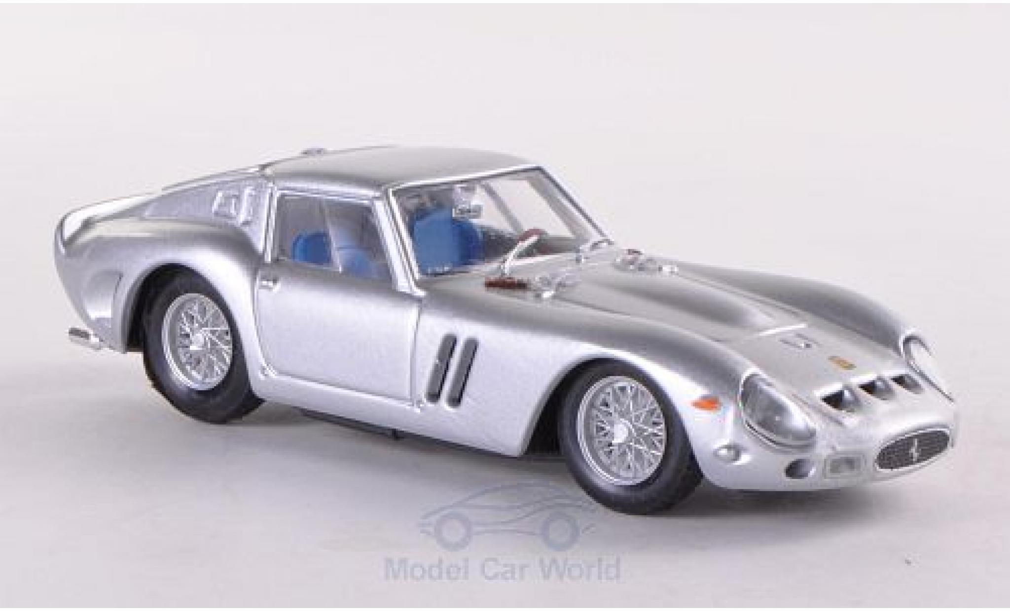 Ferrari 250 GTO 1/43 Brumm GTO grise 1962 50th Anniversary 1962-2012