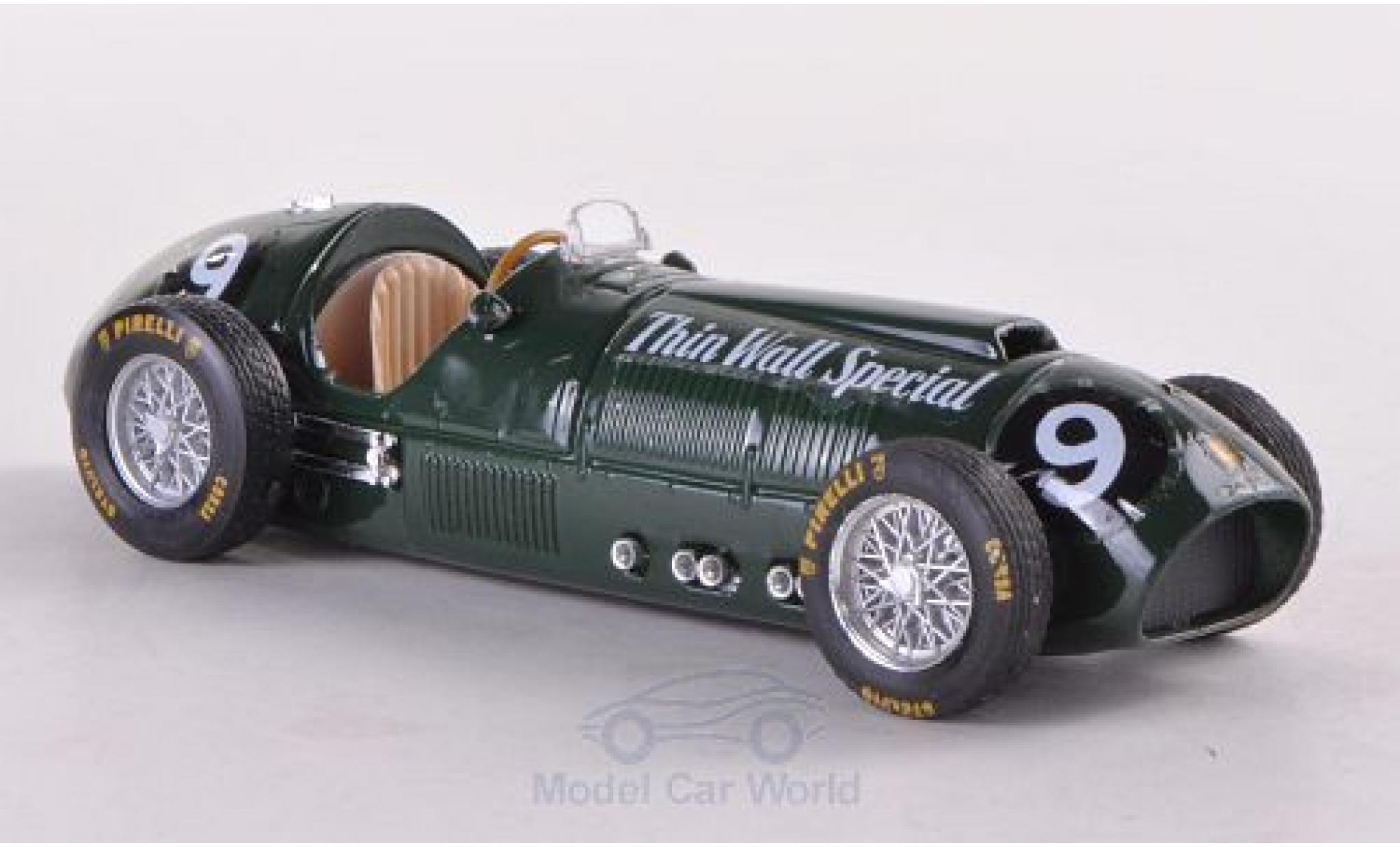 Ferrari 375 1/43 Brumm No.9 Thin Wall Special Formel 1 GP Großbritannien 1954 P.Collins