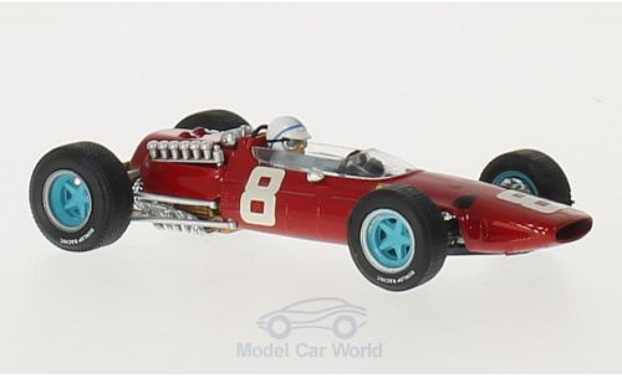 Ferrari 512 1/43 Brumm F1 No.8 Formel 1 GP Italien 1965 J.Surtees