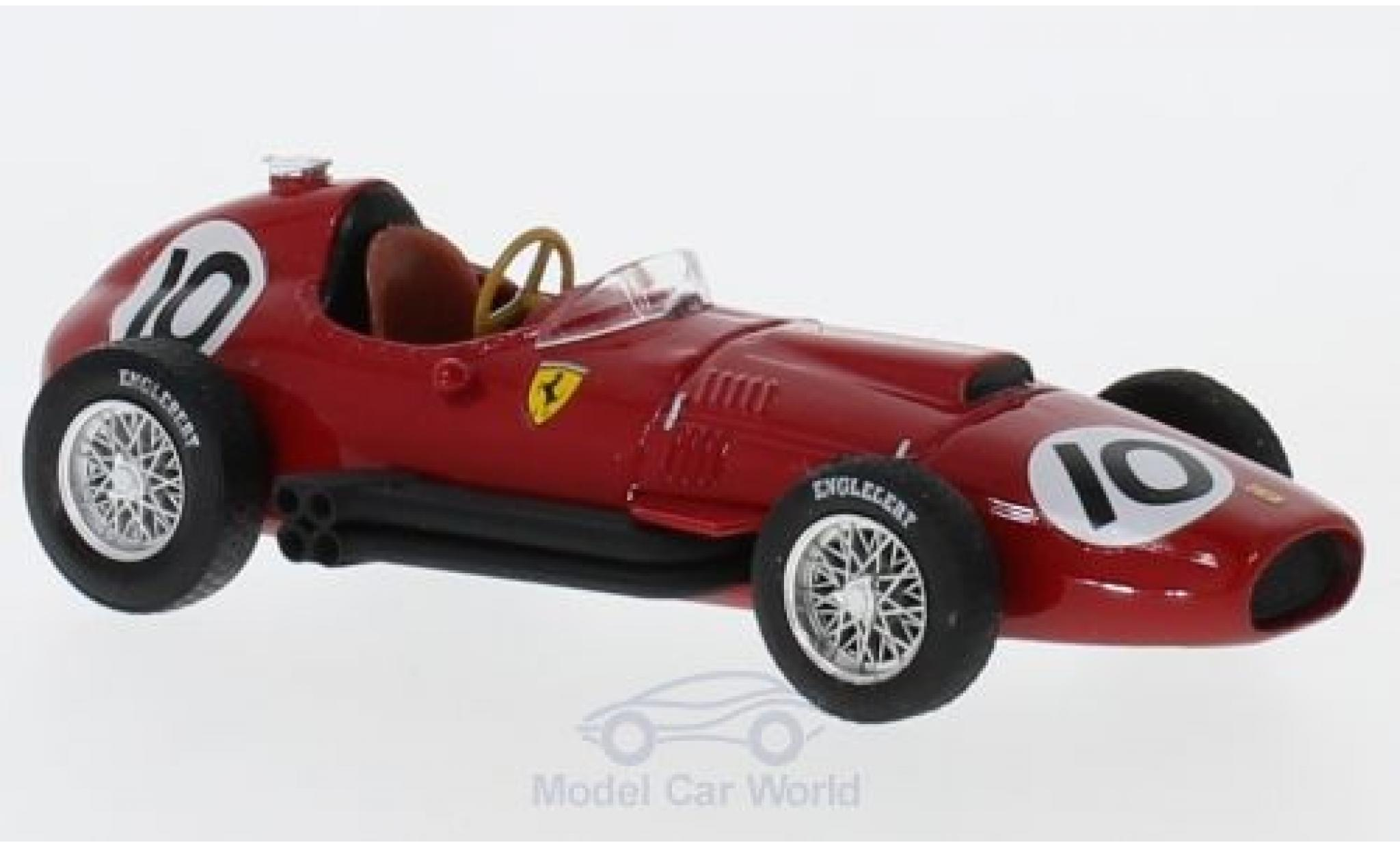 Ferrari 801 1/43 Brumm No.10 Formel 1 GP Großbritannien 1957 M.Hawthorn