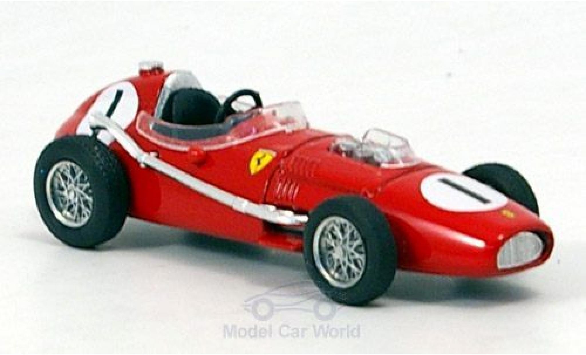 Ferrari D246 1/43 Brumm No.1 Formel 1 GP Großbritannien 1958 P.Collins