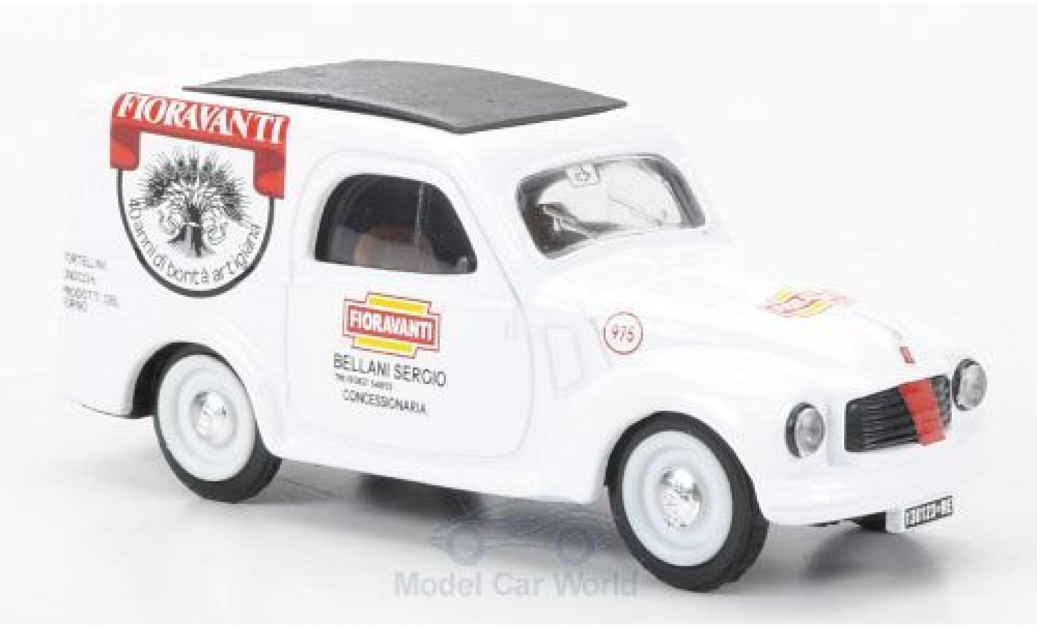 Fiat 500 F 1/43 Brumm C urgoncino ioravanti 1950