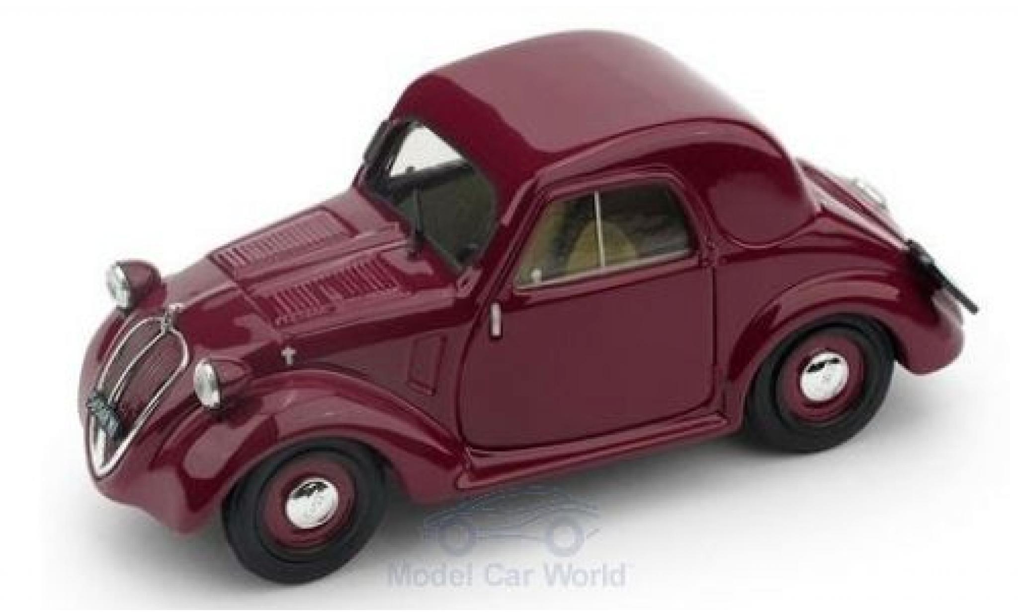 Fiat 500 1/43 Brumm A 1.Serie red 1936