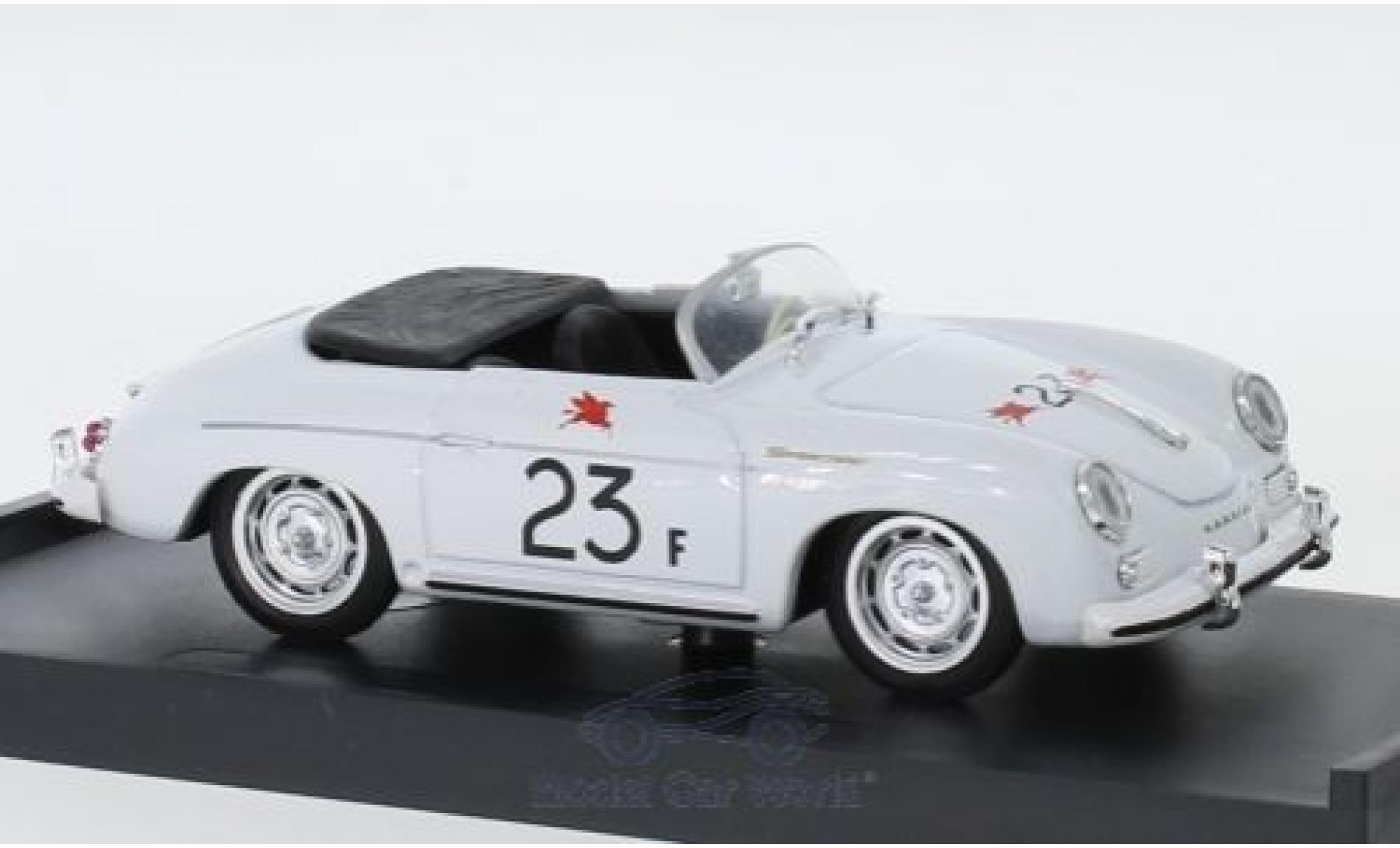 Porsche 356 1/43 Brumm Speedster No.23F Palm Springs 1955 J.Dean