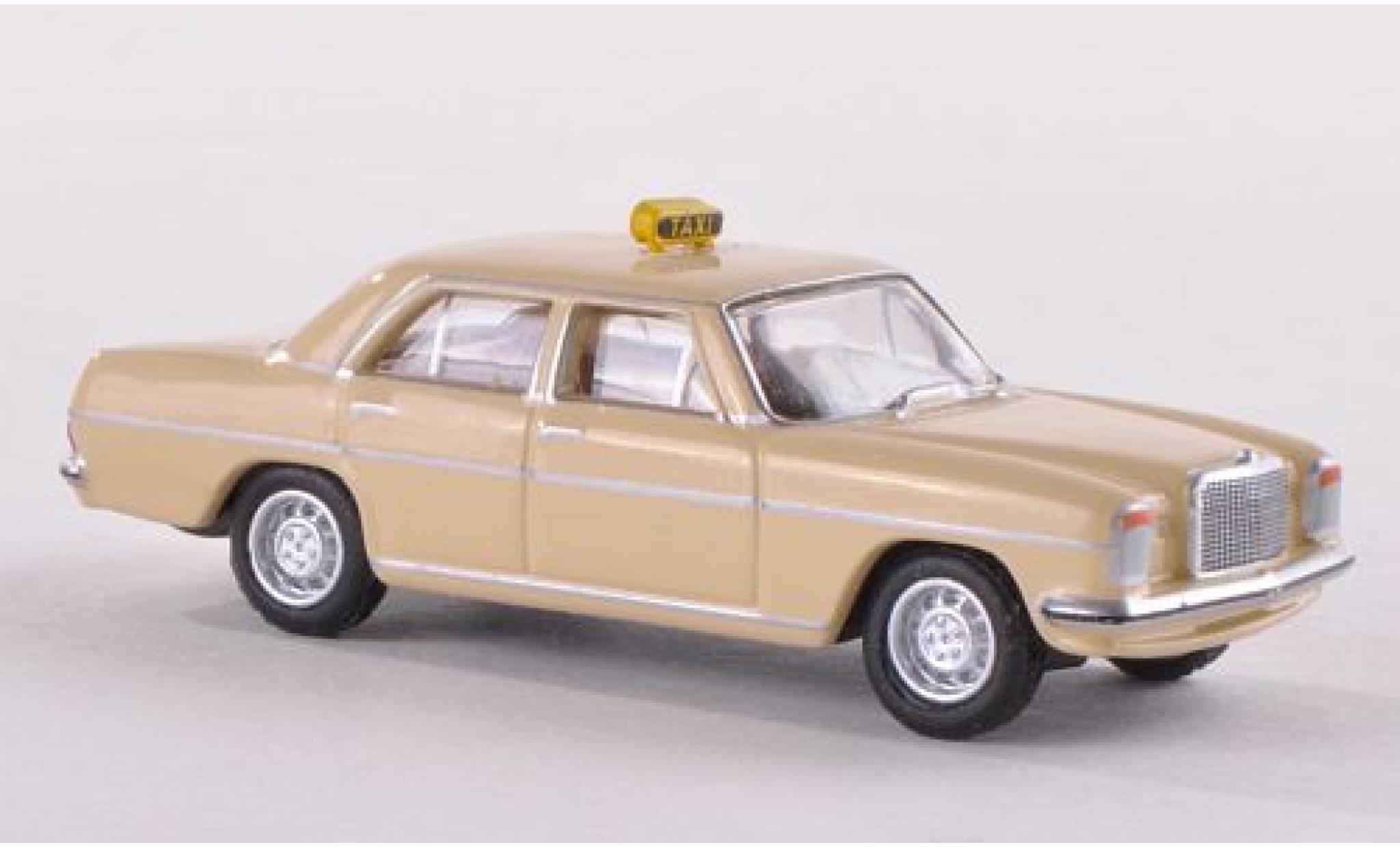 Mercedes /8 1/87 Bub Taxi