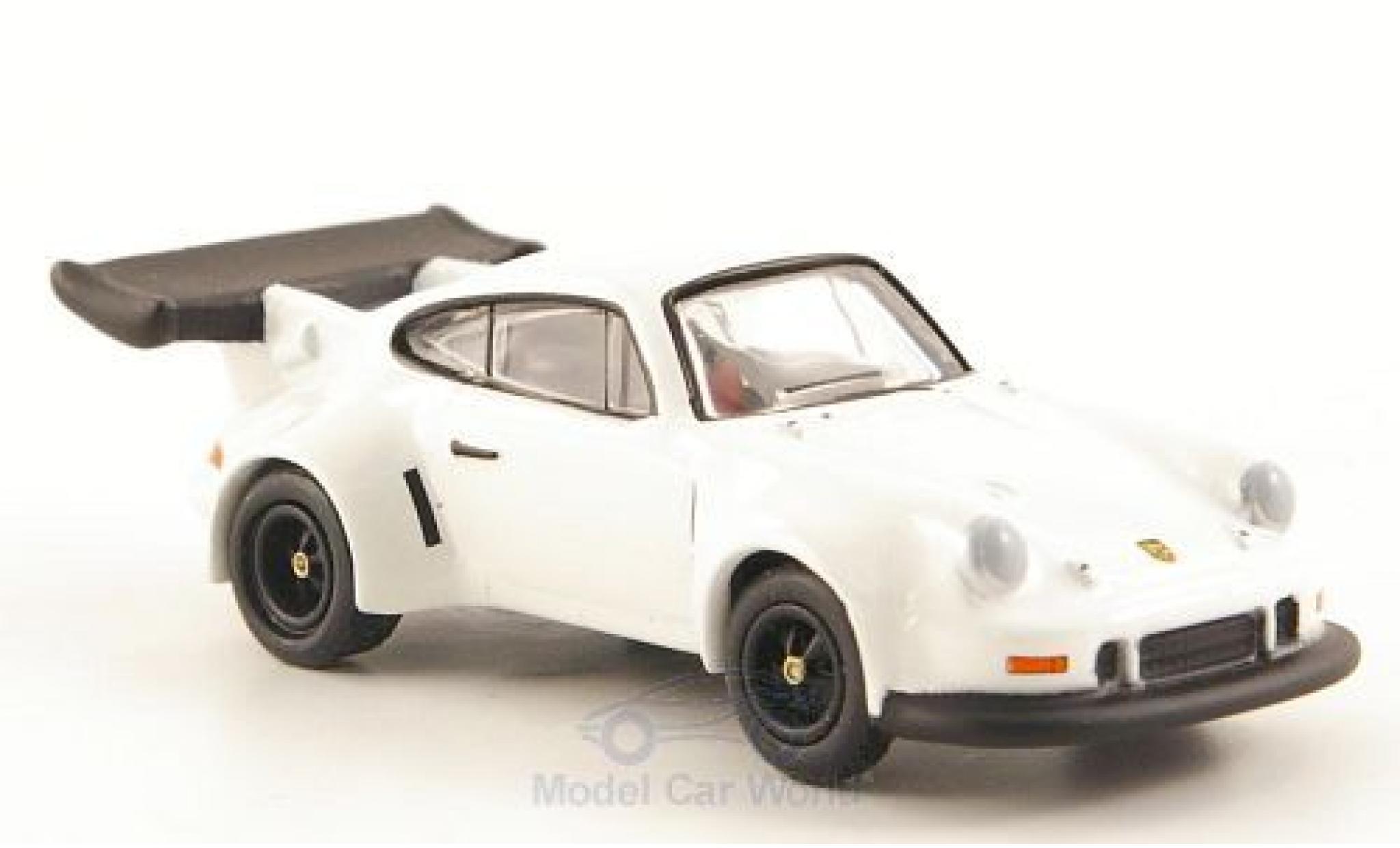 Porsche 911 Turbo 1/87 Bub RSR white
