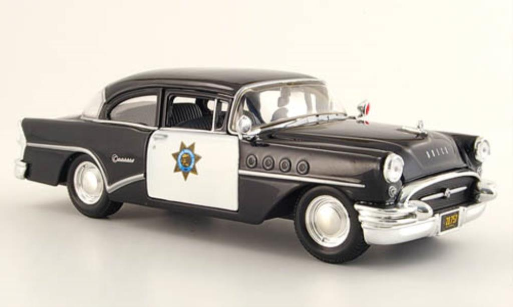 Buick Century 1/24 Maisto California Highway Patrol (1:26) 1955 miniature