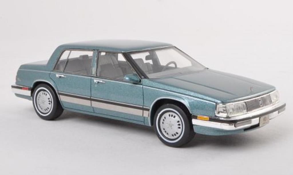 Buick Electra 1/43 GLM Park Avenue metallise grun 1986 miniature