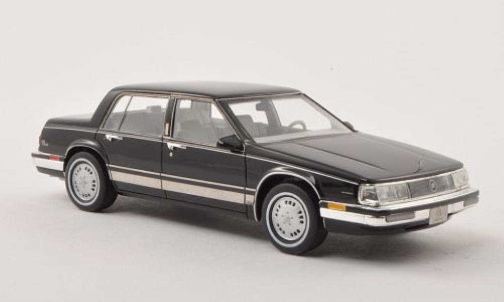 buick electra park avenue black 1986 glm diecast model car. Black Bedroom Furniture Sets. Home Design Ideas
