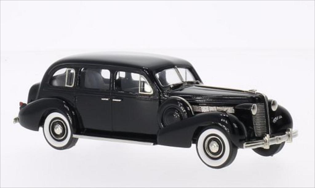 Buick Limited 1/43 Brooklin Limousine Model90-L noire 1938 miniature
