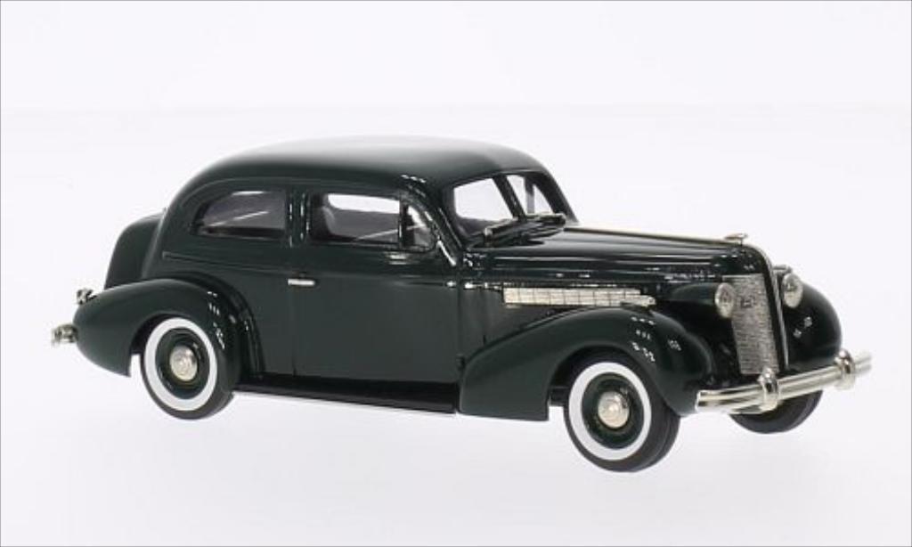 Buick Special 1/43 Brooklin 2-door Touring Sedan M-48 grun 1937 miniature