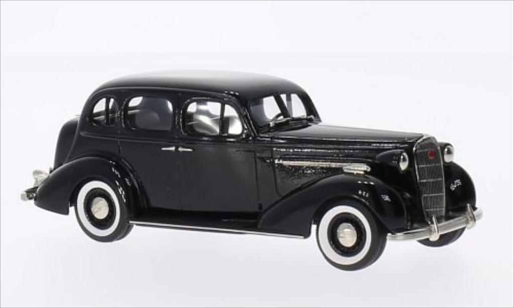 Buick Special 1/43 Brooklin 4-door Trunk Sedan M-41 noire 1936