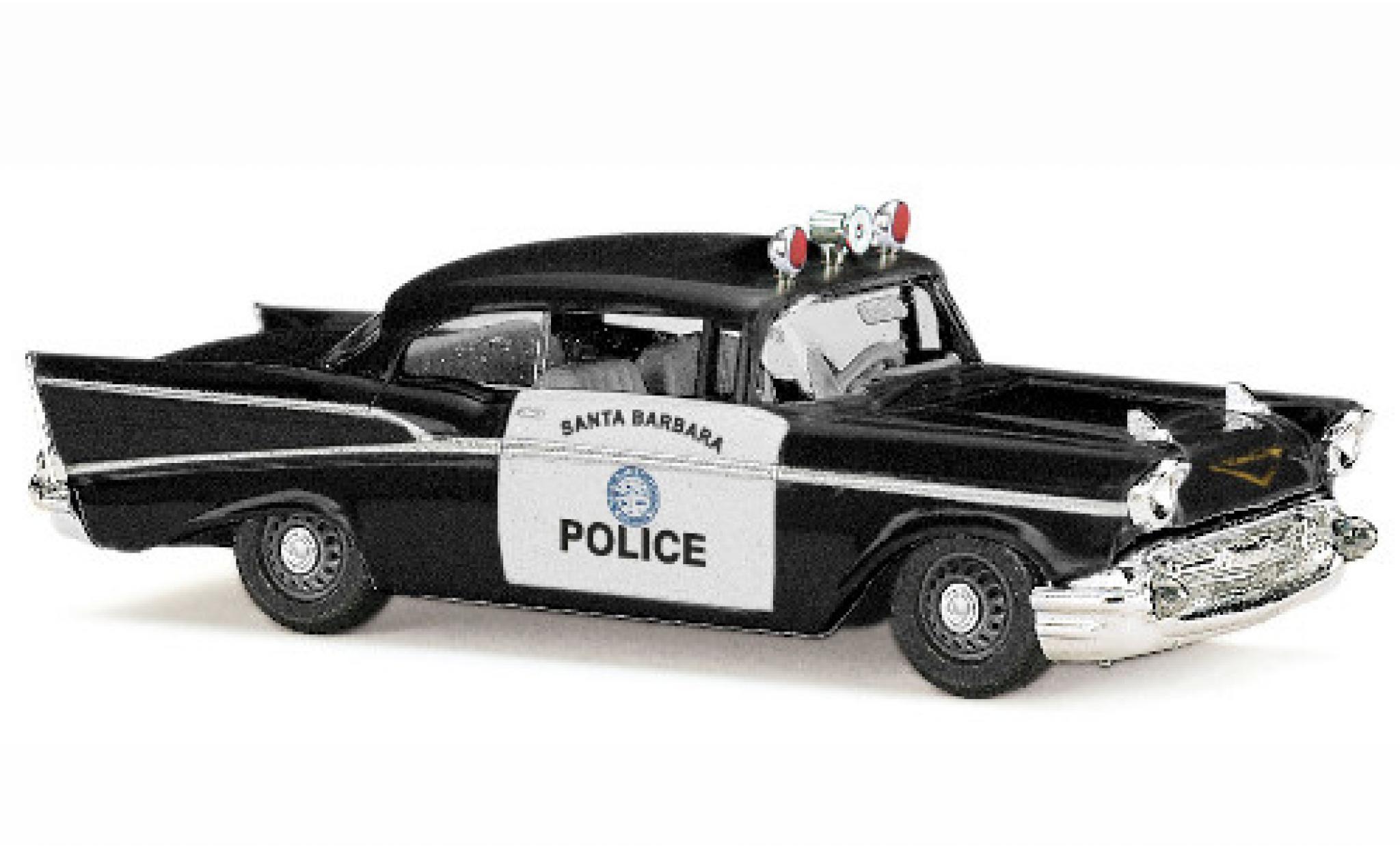 Chevrolet Bel Air 1/87 Busch Santa Barbara Police 1957