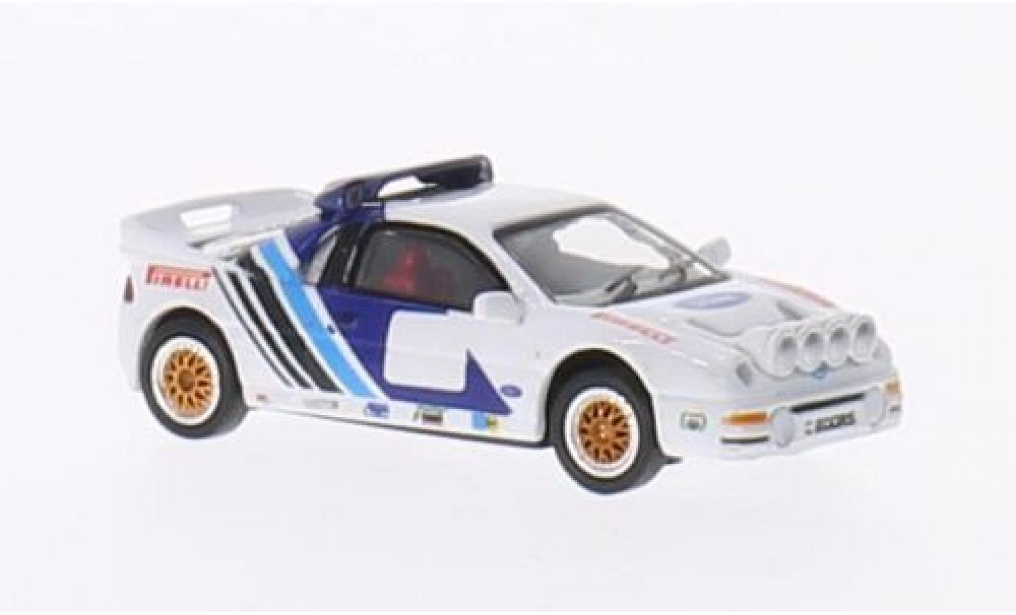 Ford RS 200 1/87 Busch Rallyeversion 1986