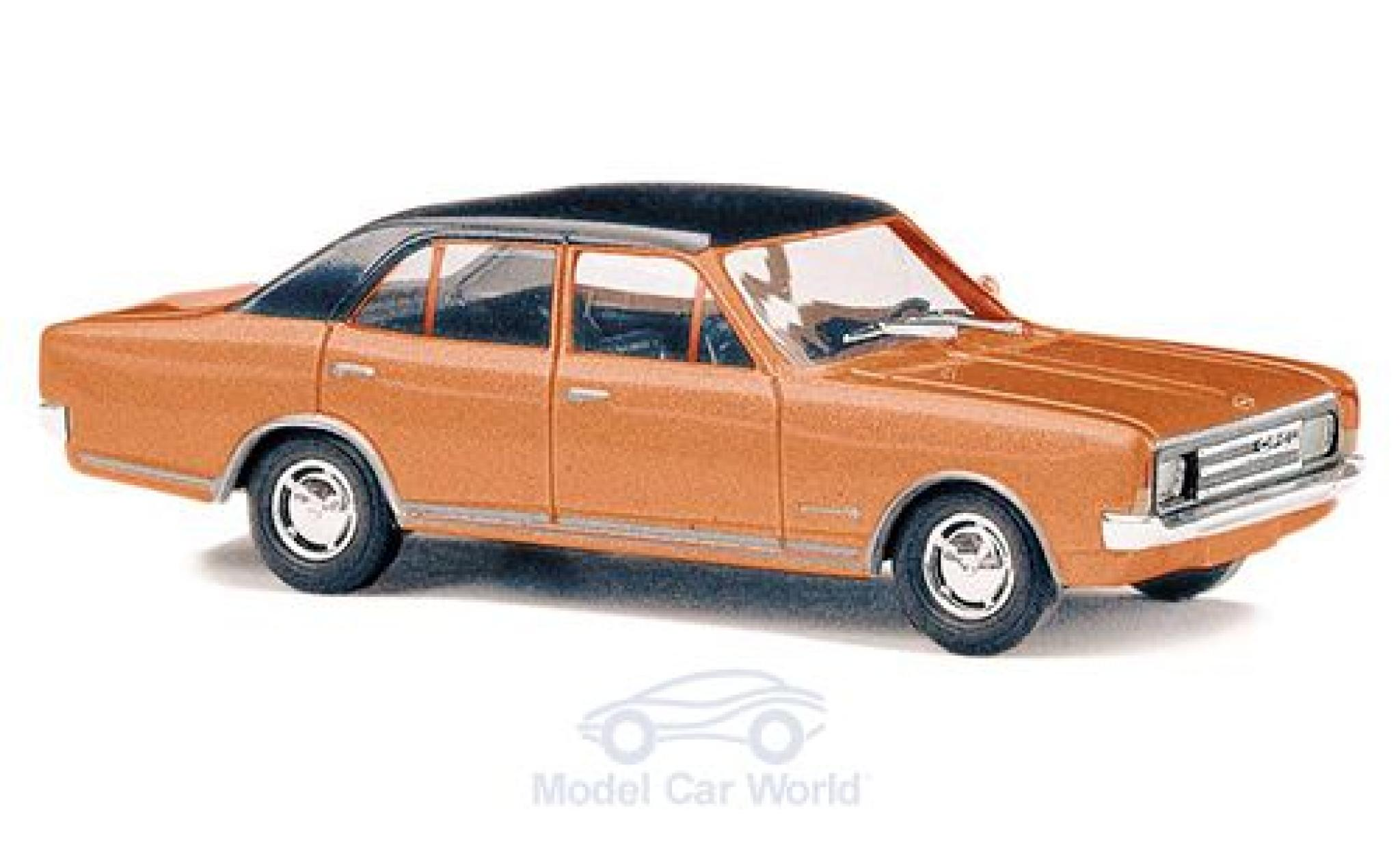 Opel Rekord 1/87 Busch C kupfer/noire 1966