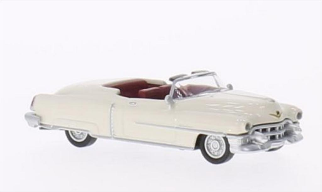 Cadillac Eldorado 1/87 Schuco Convertible beige 1953 miniature