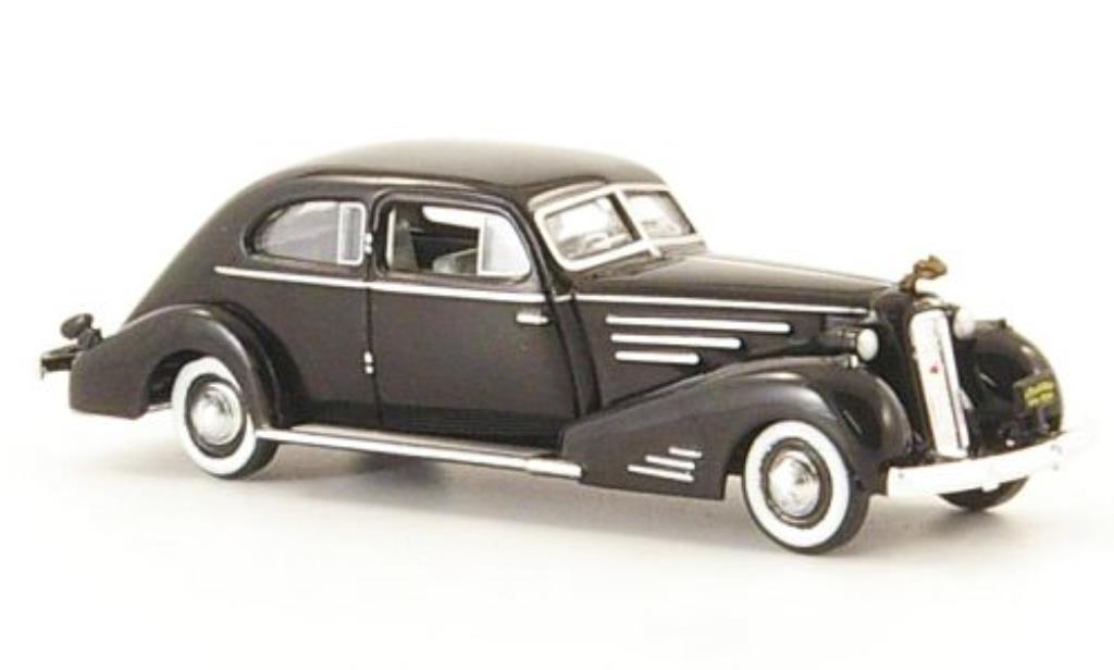 Cadillac V16 1/87 Ricko Aerodynamic Coupe noire 1934 miniature