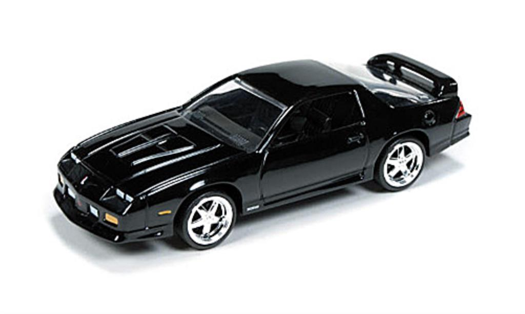 chevrolet camaro z28 schwarz 1992 mcw modellauto 1 64 kaufen verkauf modellauto online. Black Bedroom Furniture Sets. Home Design Ideas