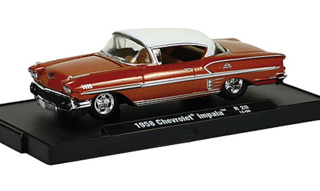 White 1958 mcw diecast model car 1 64 buy sell diecast car on