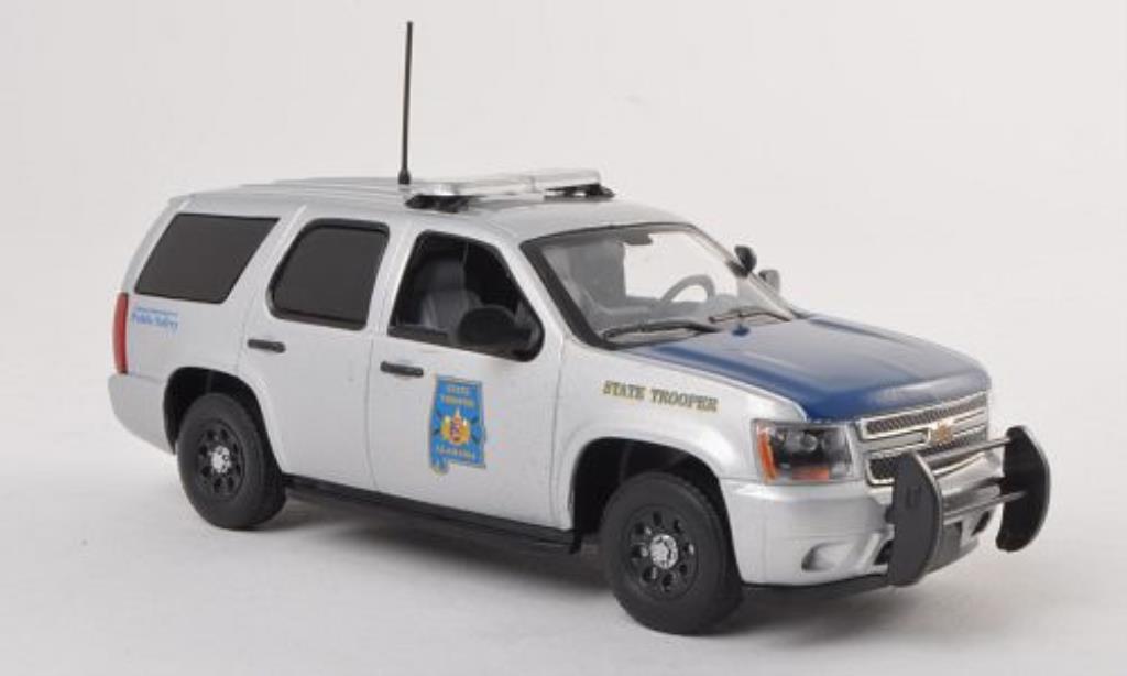 chevrolet tahoe alabama highway patrol polizei us 2011 mcw modellauto 1 43 kaufen verkauf. Black Bedroom Furniture Sets. Home Design Ideas