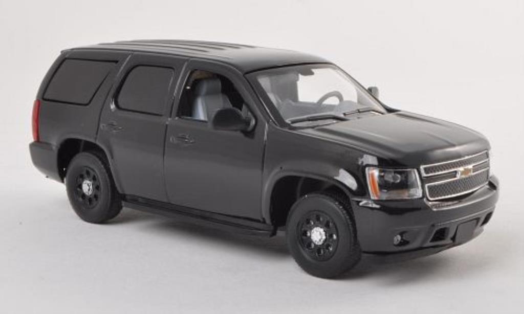 chevrolet tahoe schwarz mcw modellauto 1 43 kaufen verkauf modellauto online. Black Bedroom Furniture Sets. Home Design Ideas