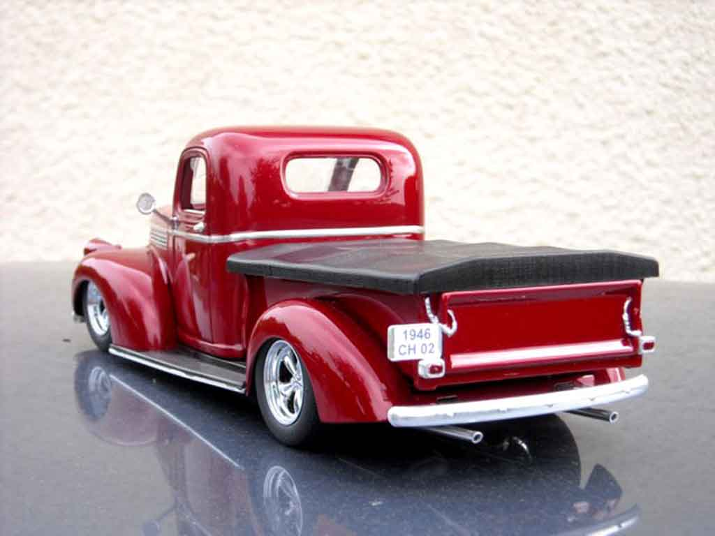 Chevrolet 1946 1/18 Solido pick up